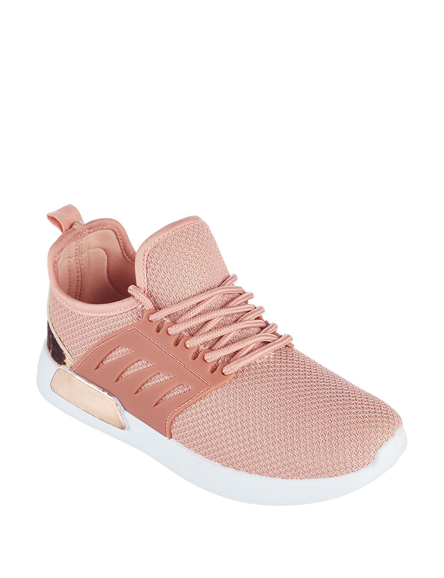 Twisted Blush Comfort Shoes