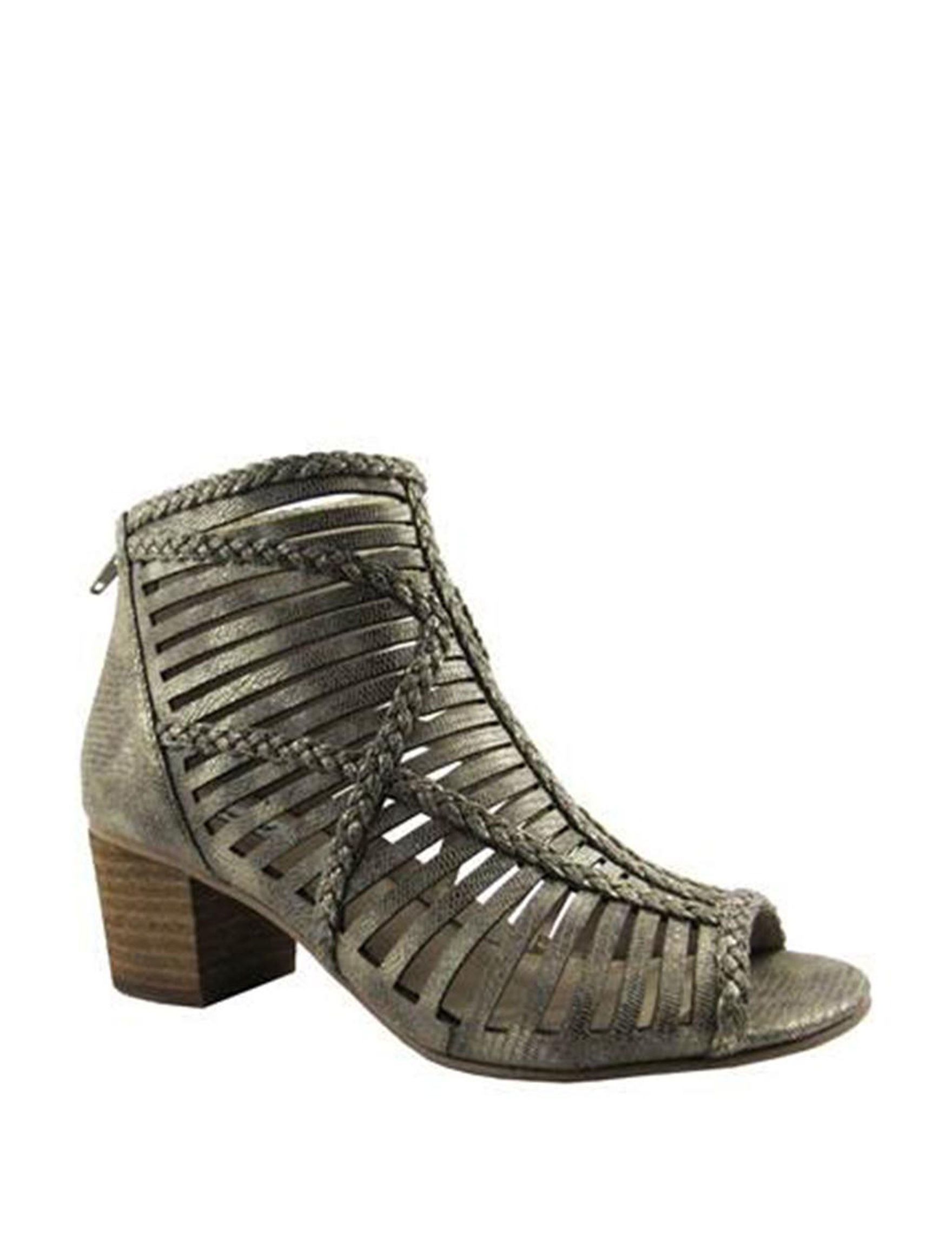 Not Rated Silver Ankle Boots & Booties