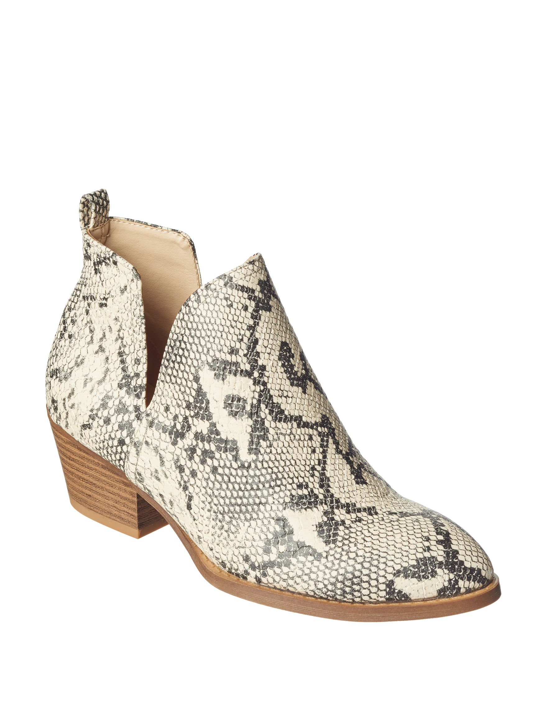 CL by Laundry Snake Ankle Boots & Booties