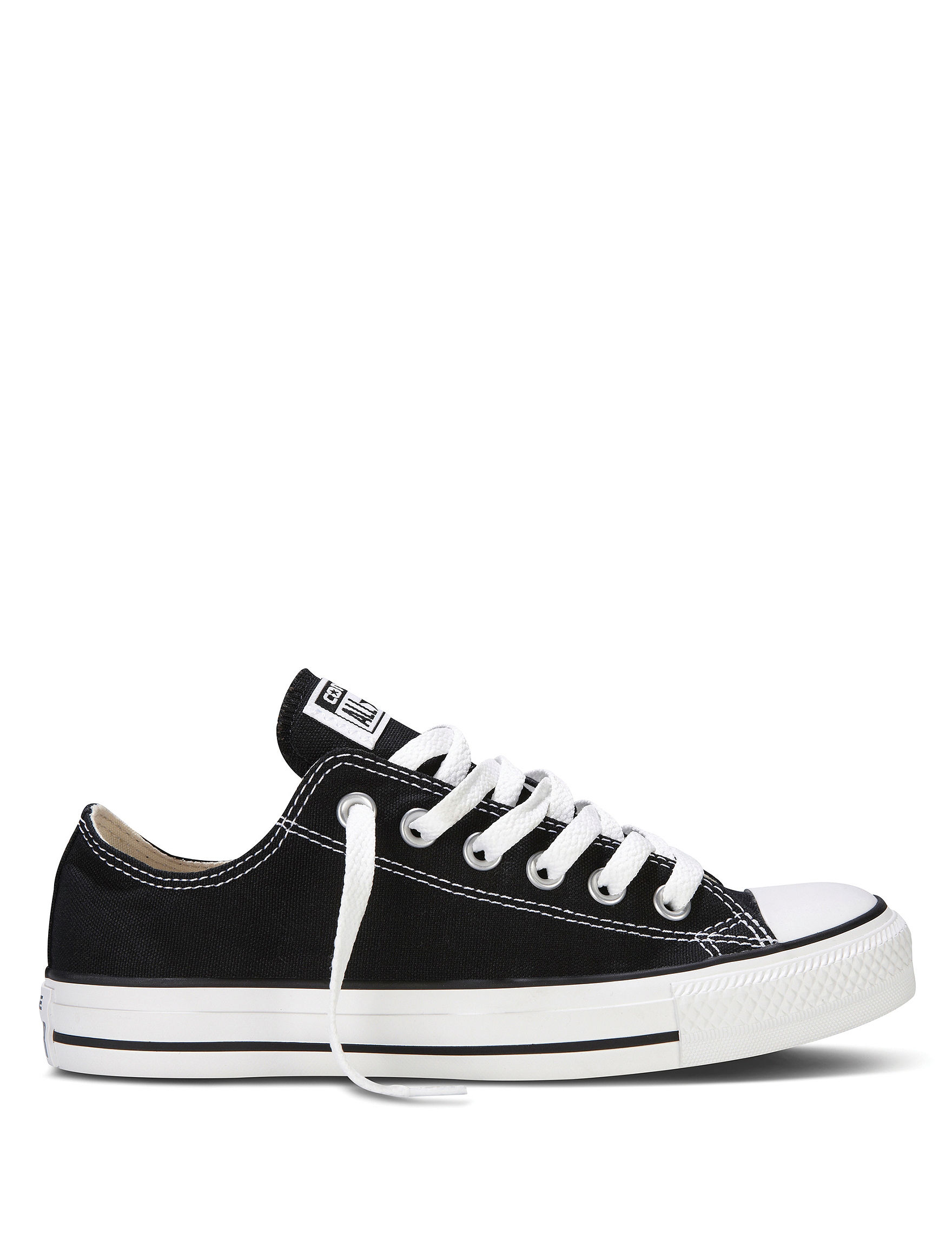 Converse chuck taylor all star oxford shoes ladies stage stores converse black nvjuhfo Gallery