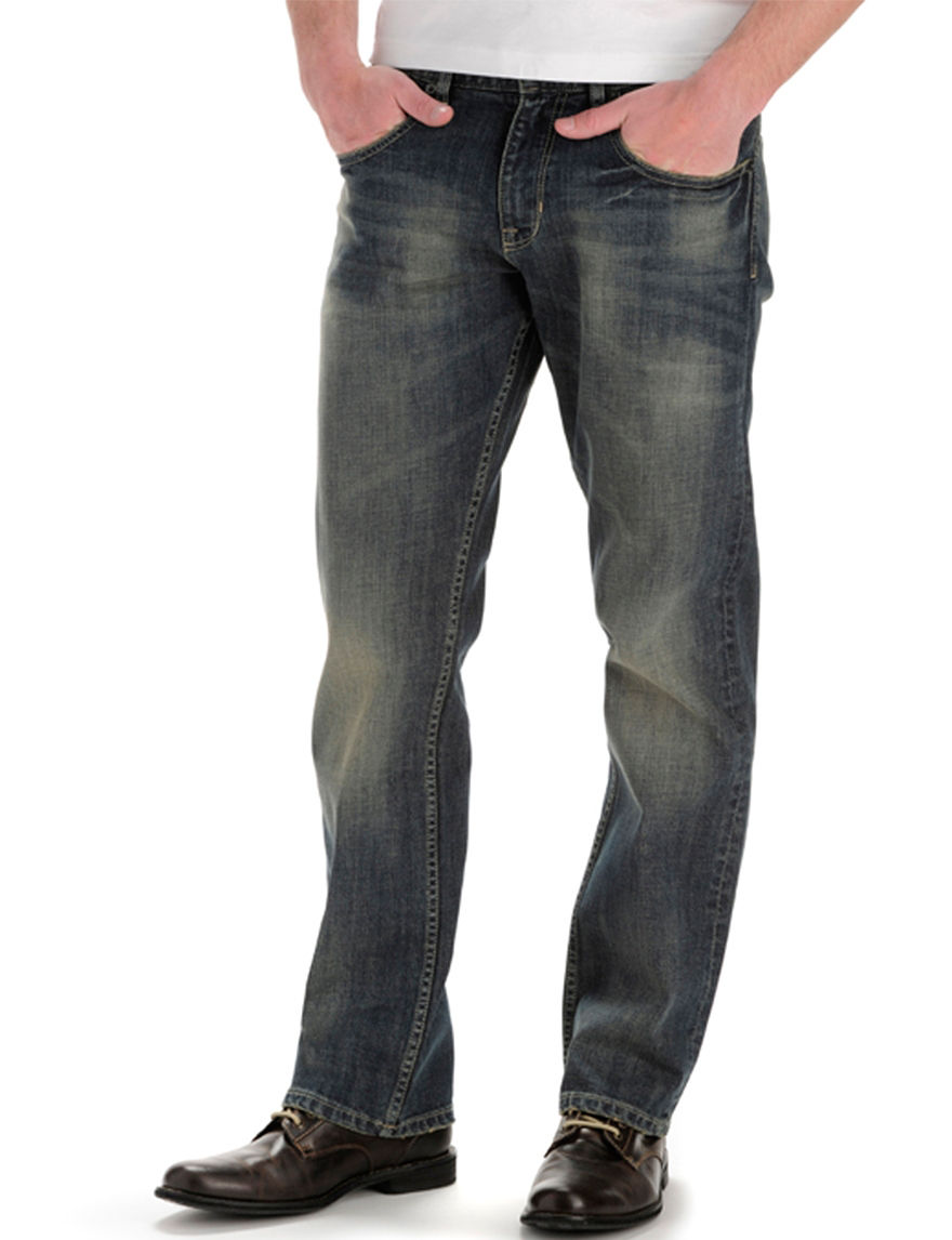 Lee Dark Blue Relaxed
