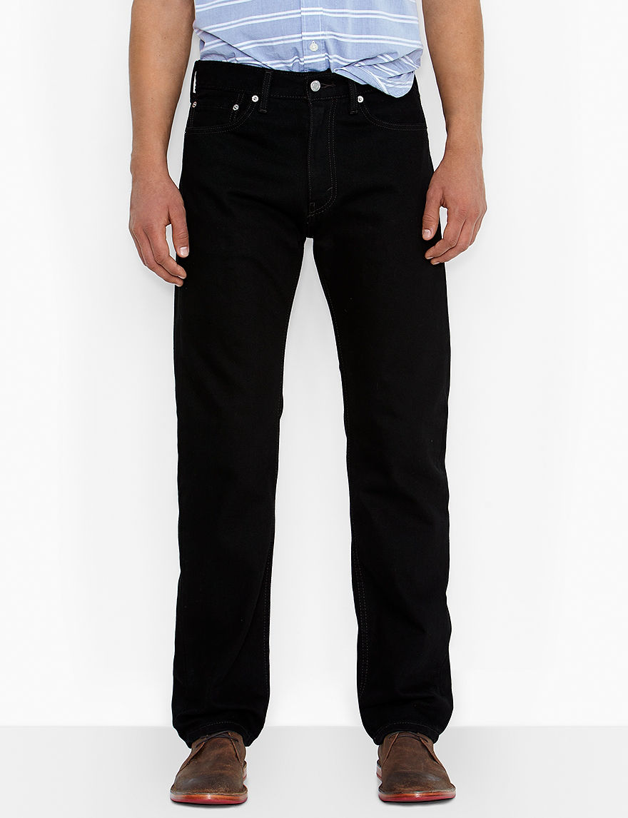 Levi's Black Regular