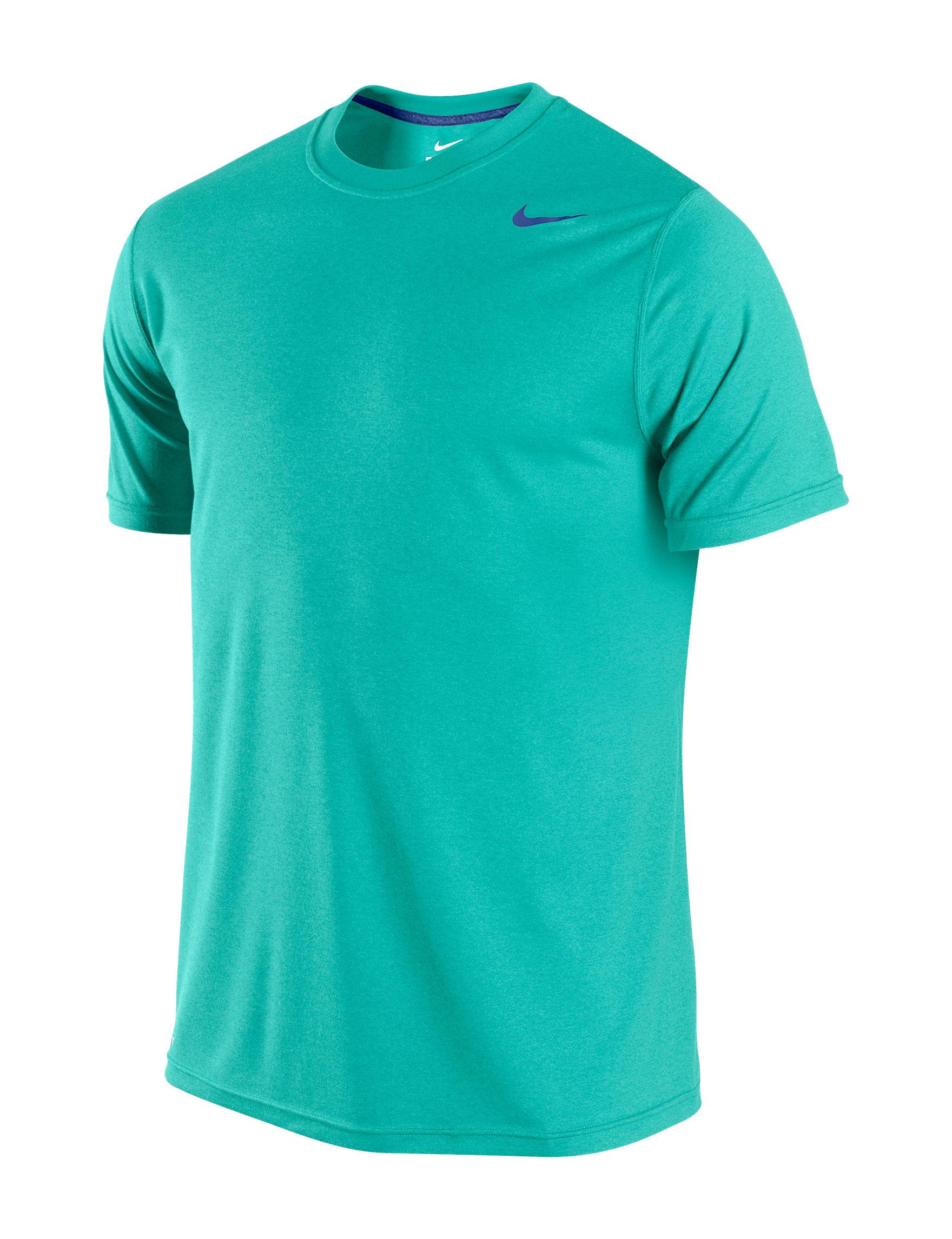 Nike Aqua Tees & Tanks