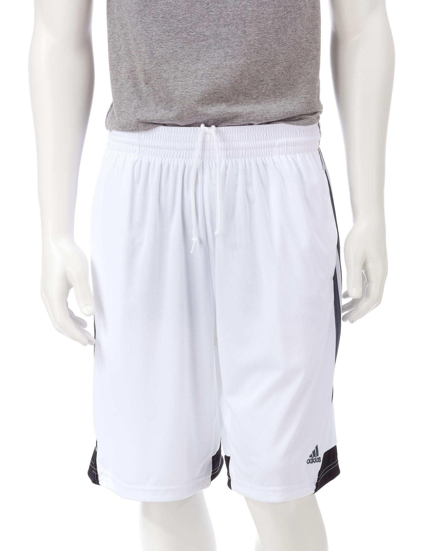 Adidas White / Grey