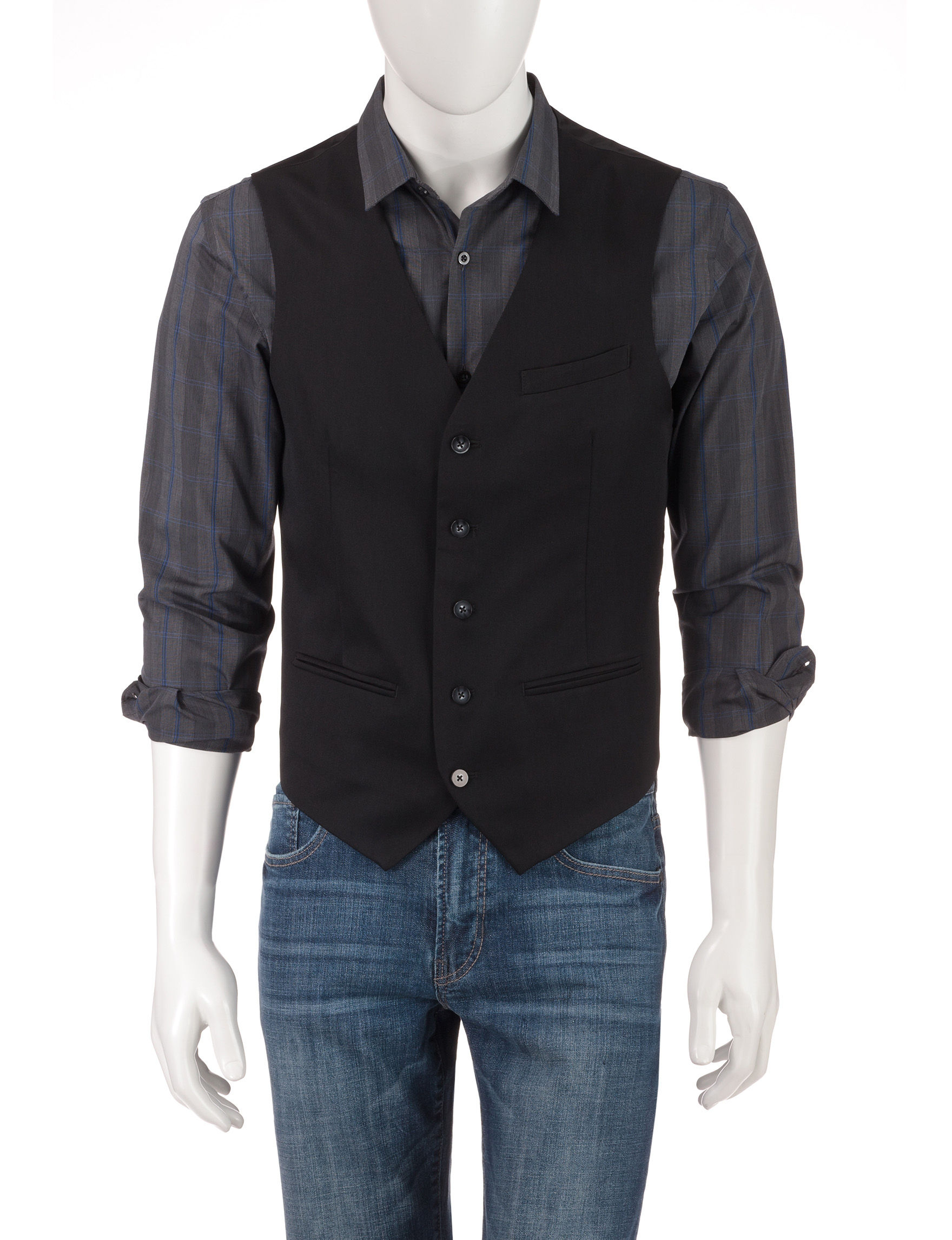 Axist Black Dress Shirts