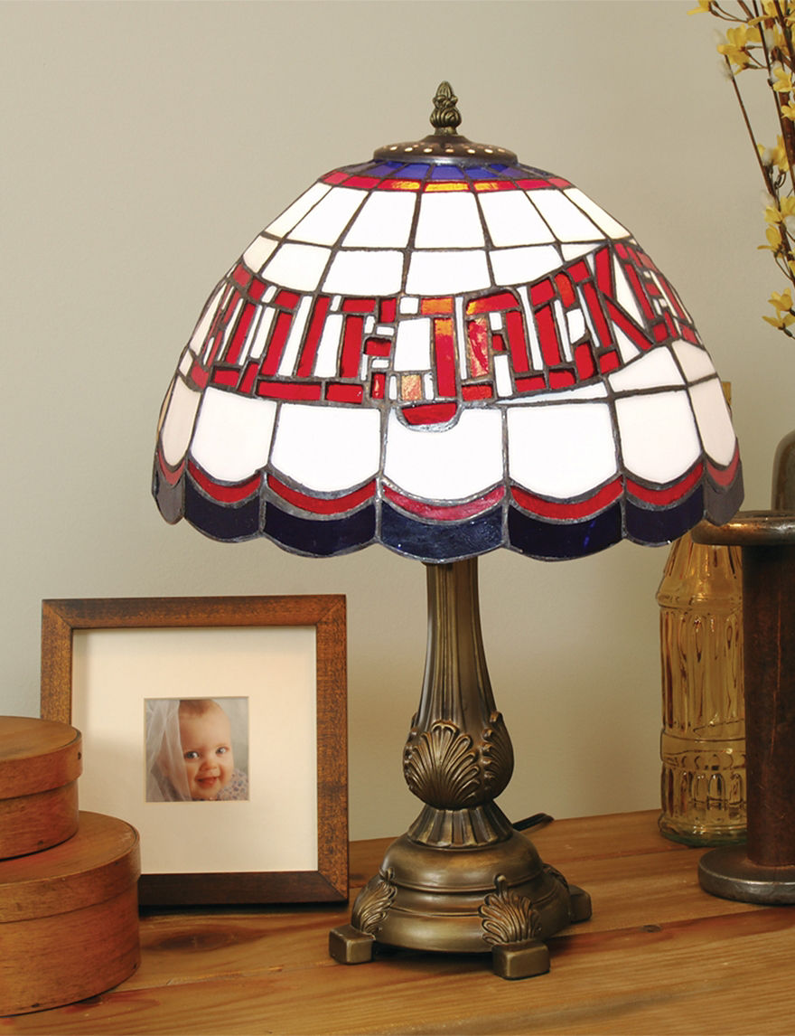 NHL Blue Table Lamps Lighting & Lamps