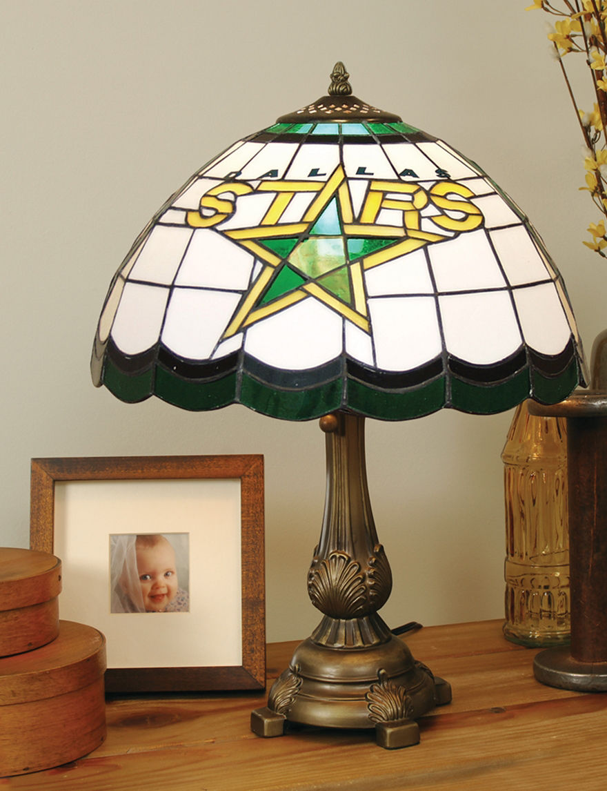 NHL Green Table Lamps Lighting & Lamps
