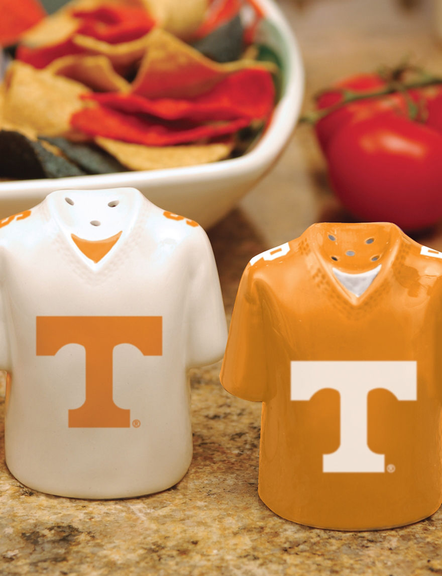NCAA Orange Salt & Pepper Shakers