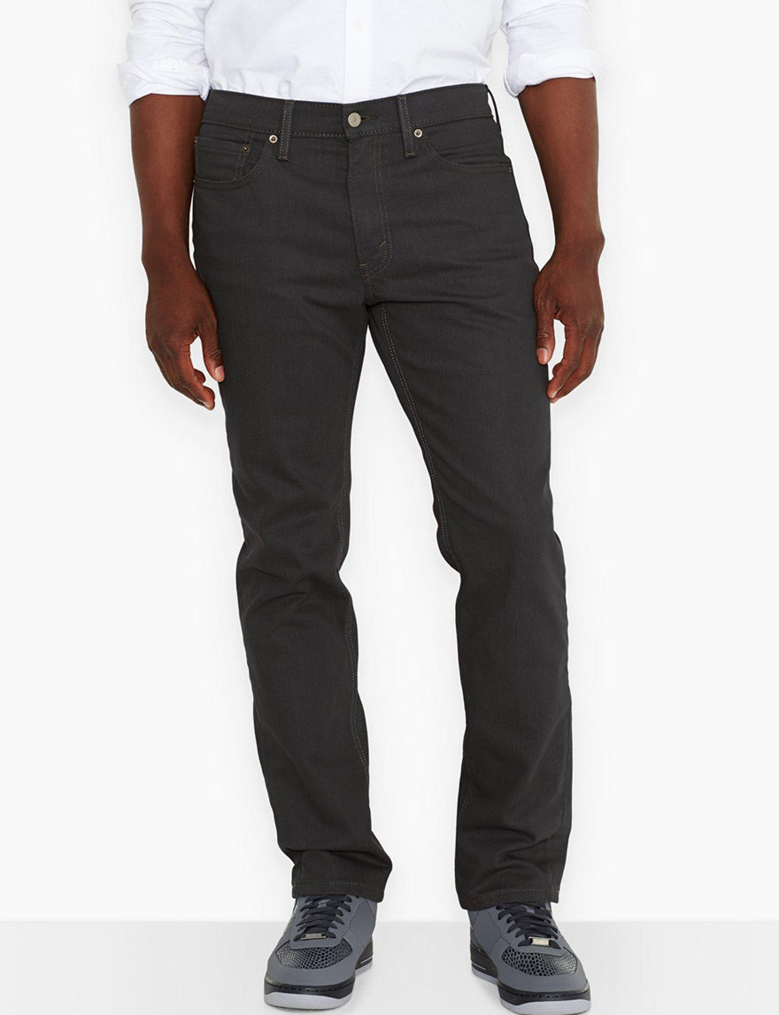 Levi's Black Tapered