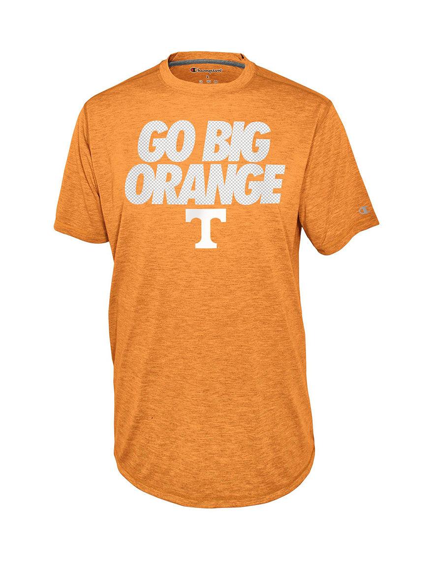 NCAA Orange Tees & Tanks