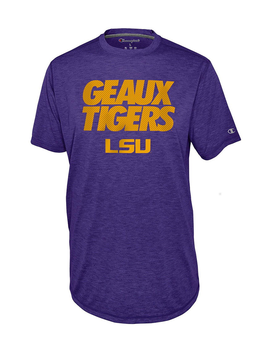 NCAA Purple Tees & Tanks
