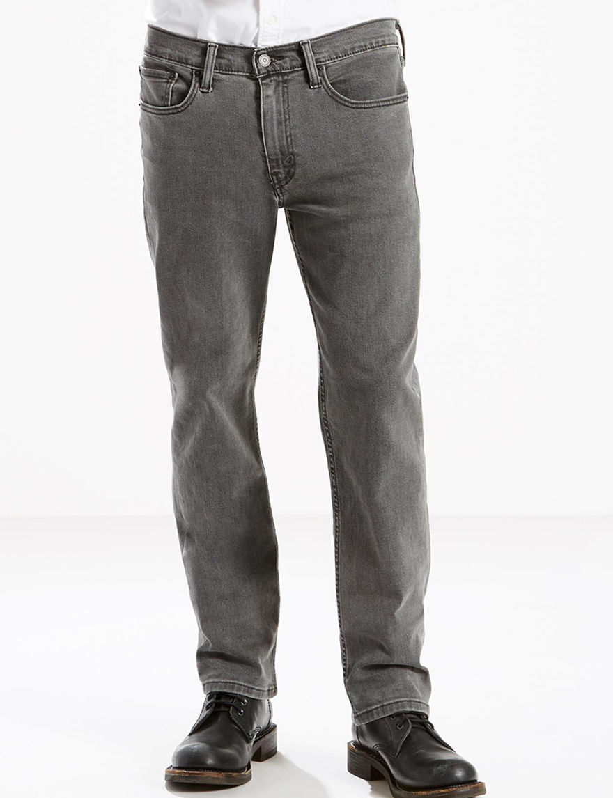 gray 514 straight courier jeans men levi's