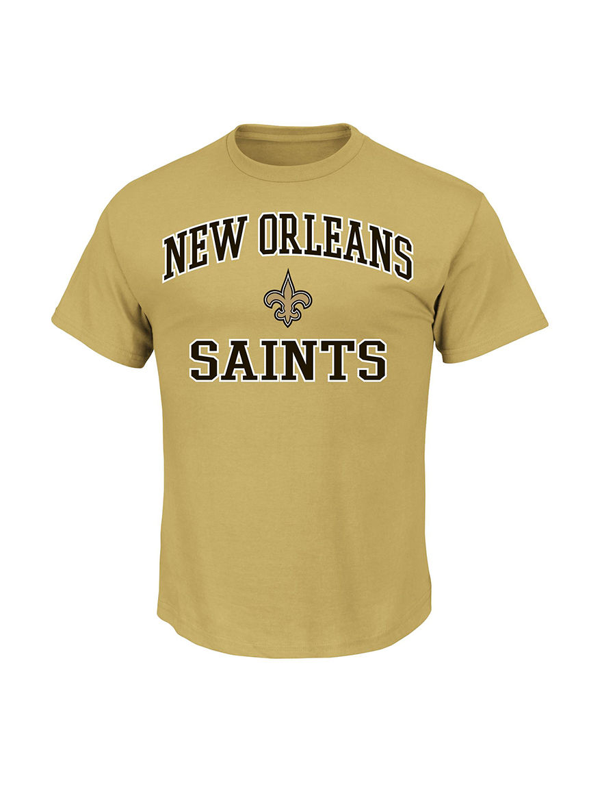 NFL Gold Tees & Tanks