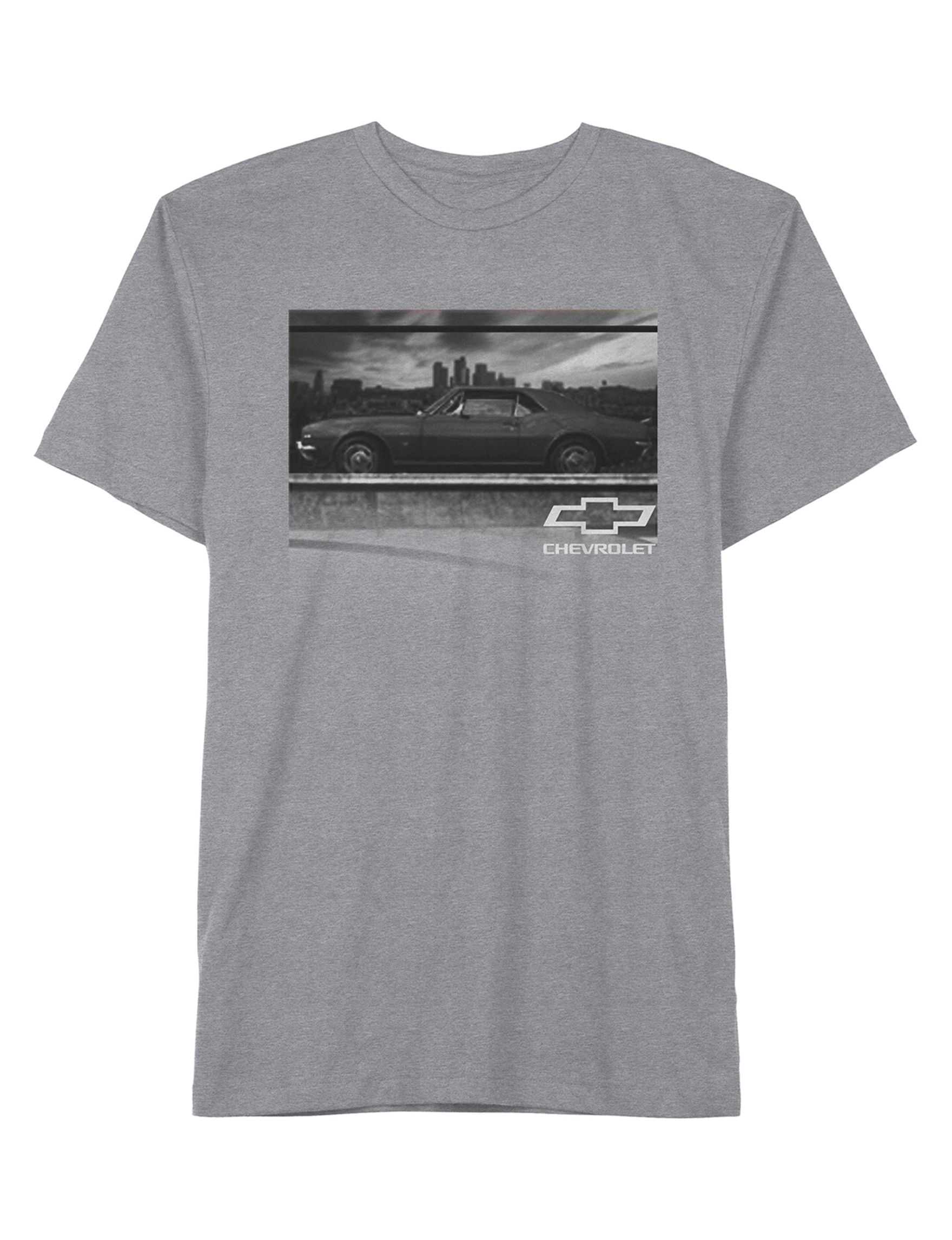 Licensed Grey Tees & Tanks