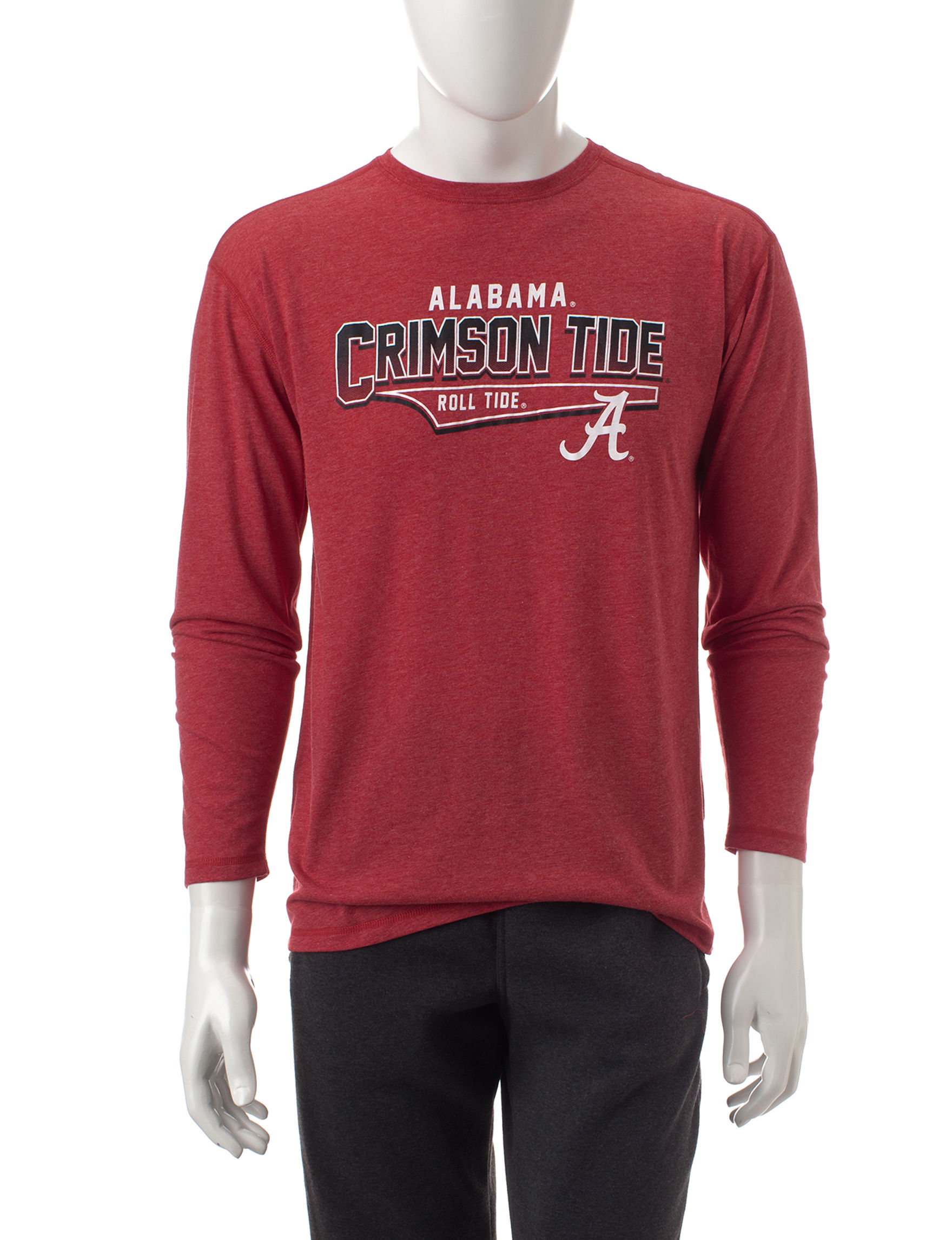 NCAA Crimson Tees & Tanks