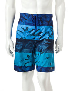 Laguna Blue Swimsuit Bottoms