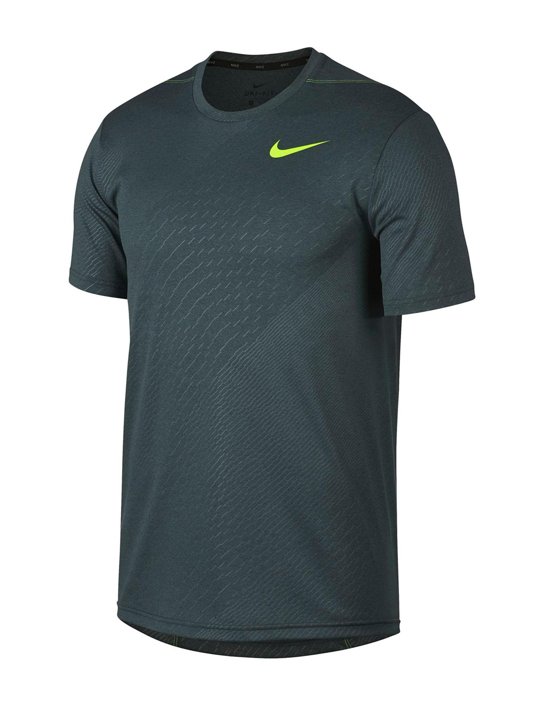 Nike Green Tees & Tanks