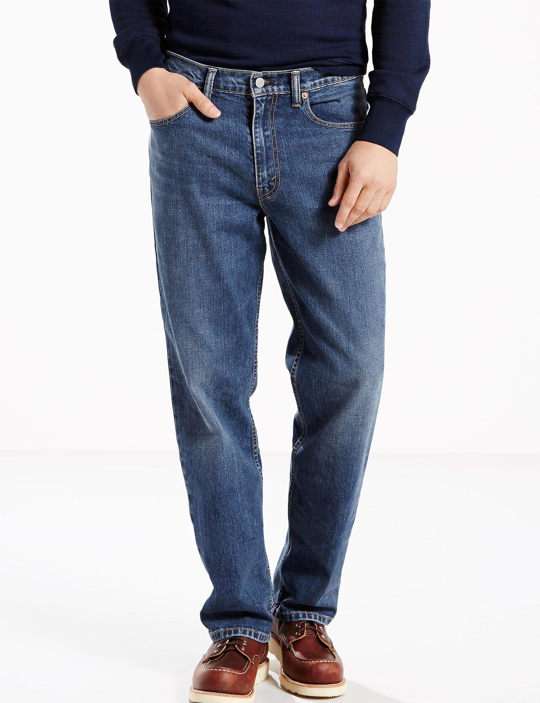 Levi's Meadow - Dark Wash Relaxed