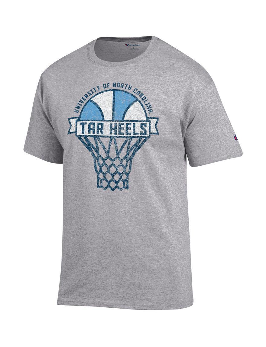 NCAA Grey Tees & Tanks