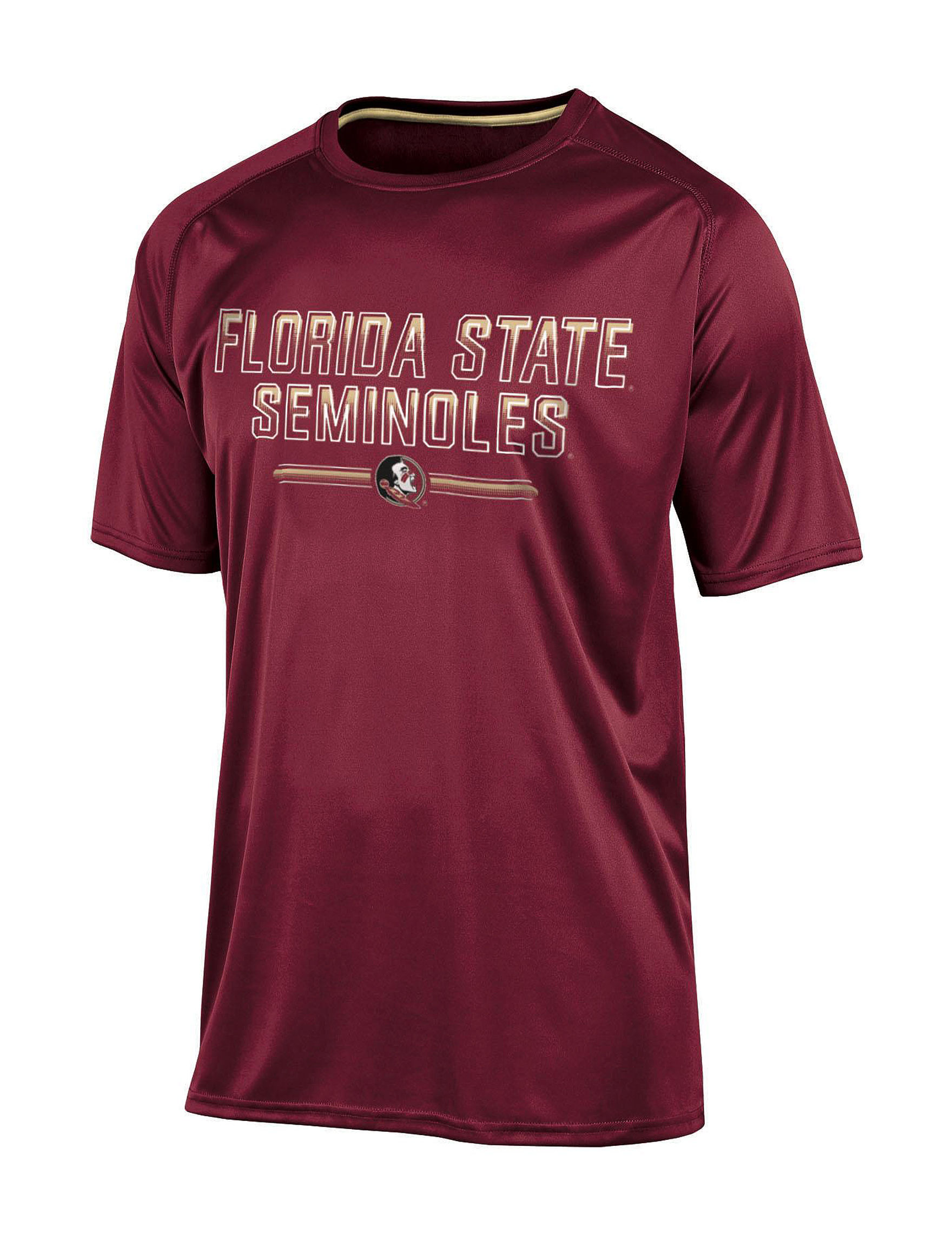 NCAA Garnet Tees & Tanks