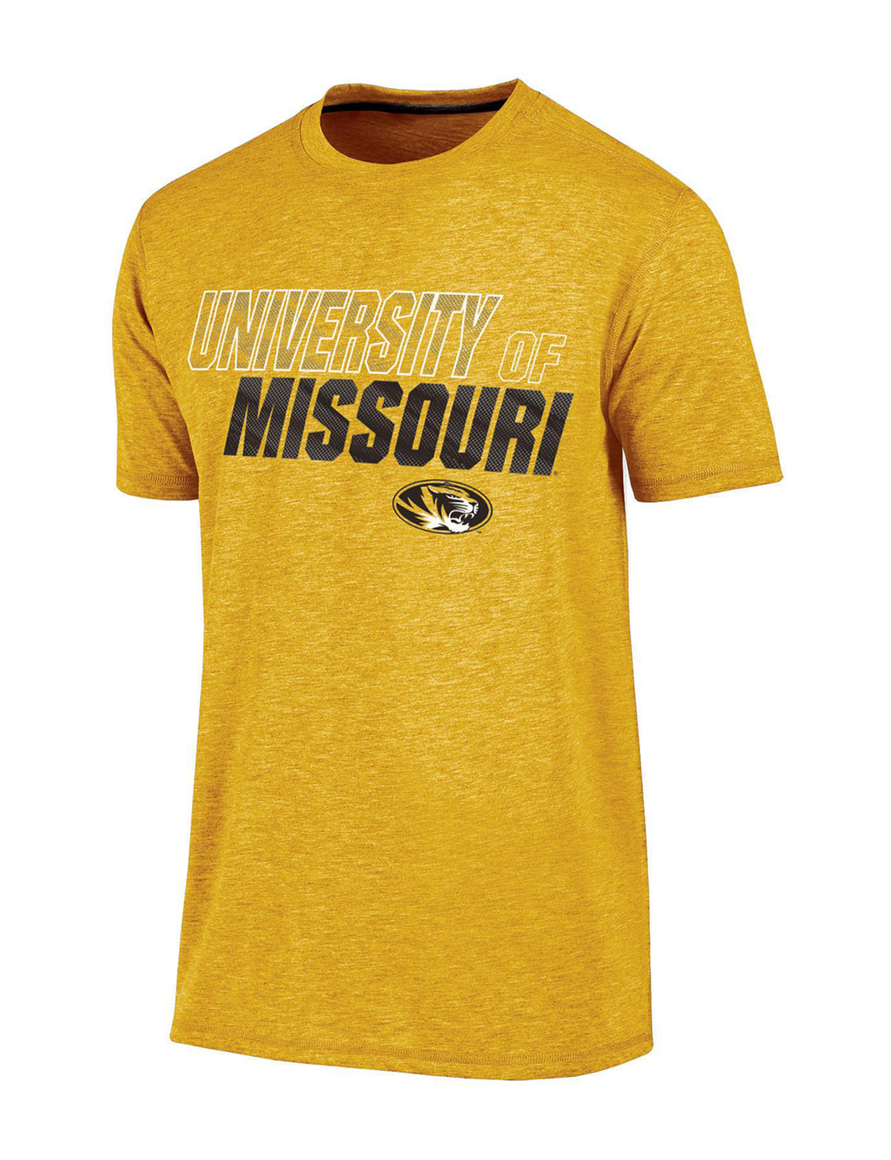 NCAA Gold Tees & Tanks