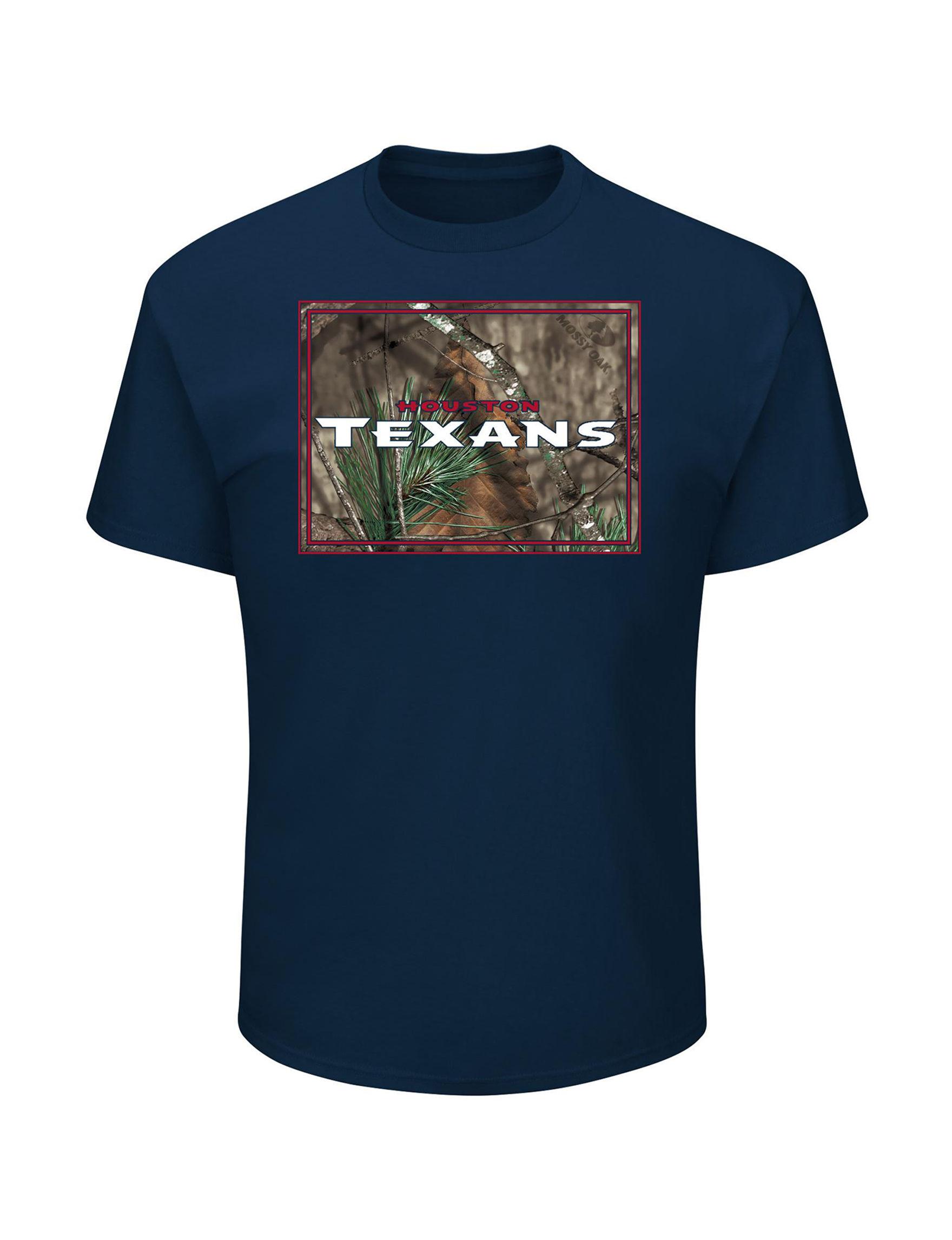 NFL Navy Tees & Tanks