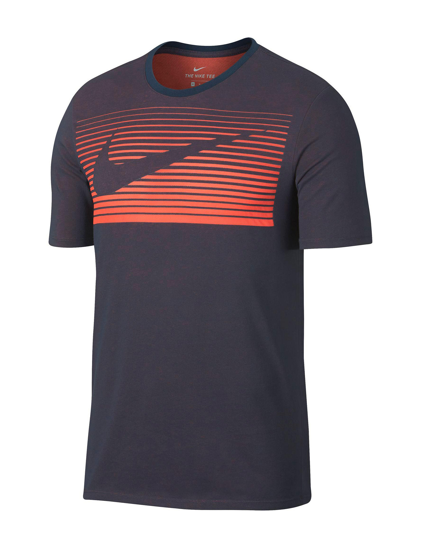 Nike Navy Tees & Tanks