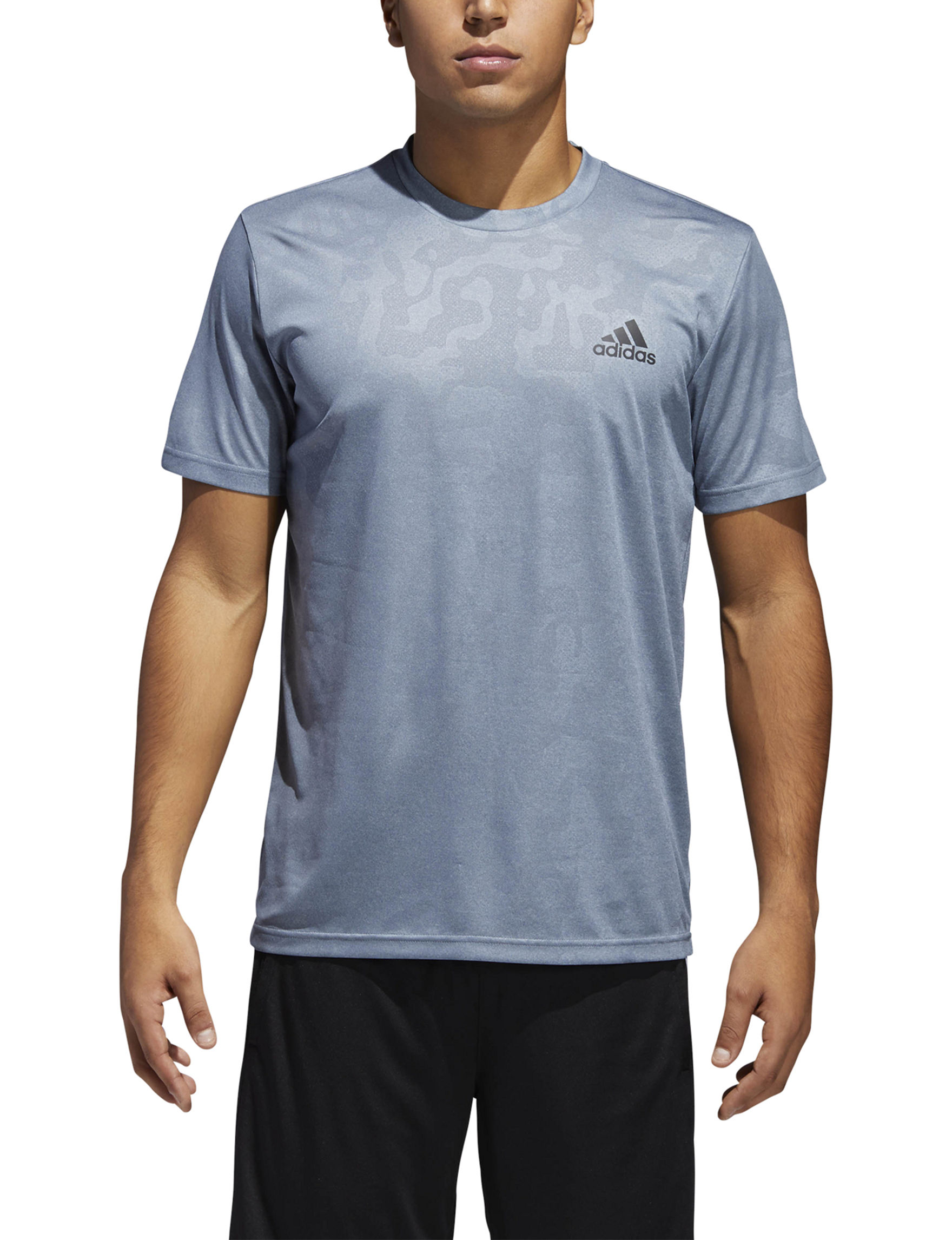 Adidas Steel Blue