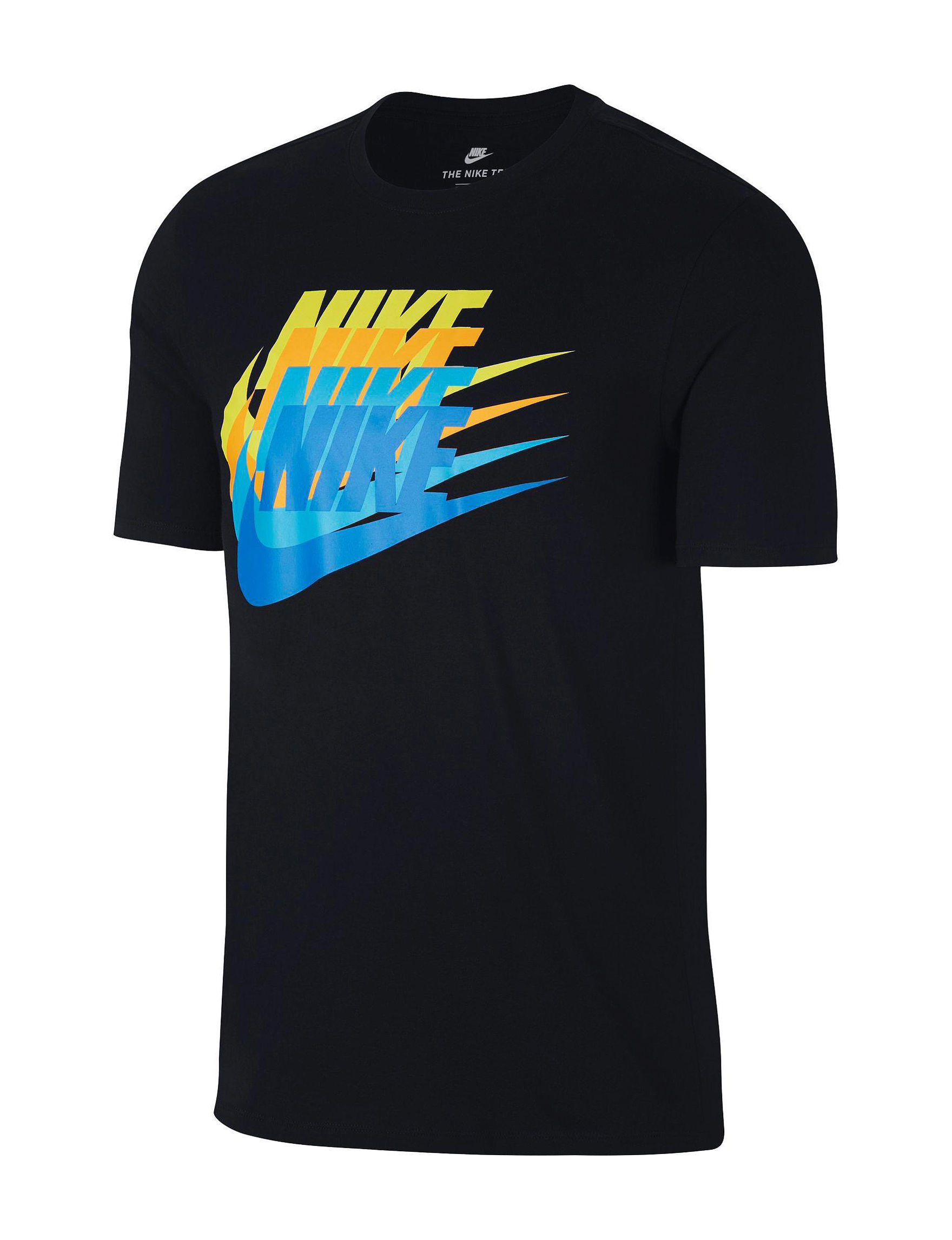 Nike Black Tees & Tanks