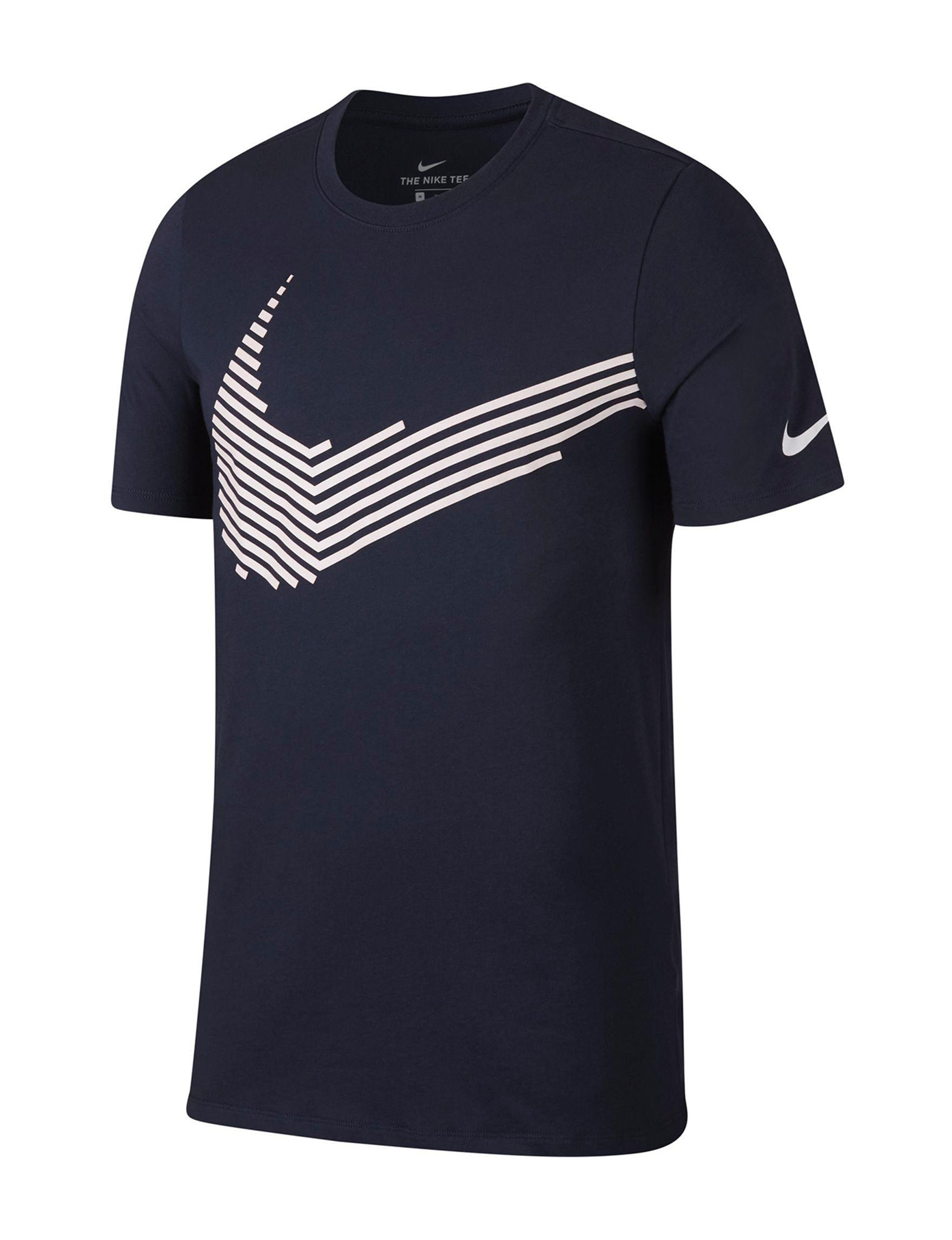 Nike Navy / White Tees & Tanks