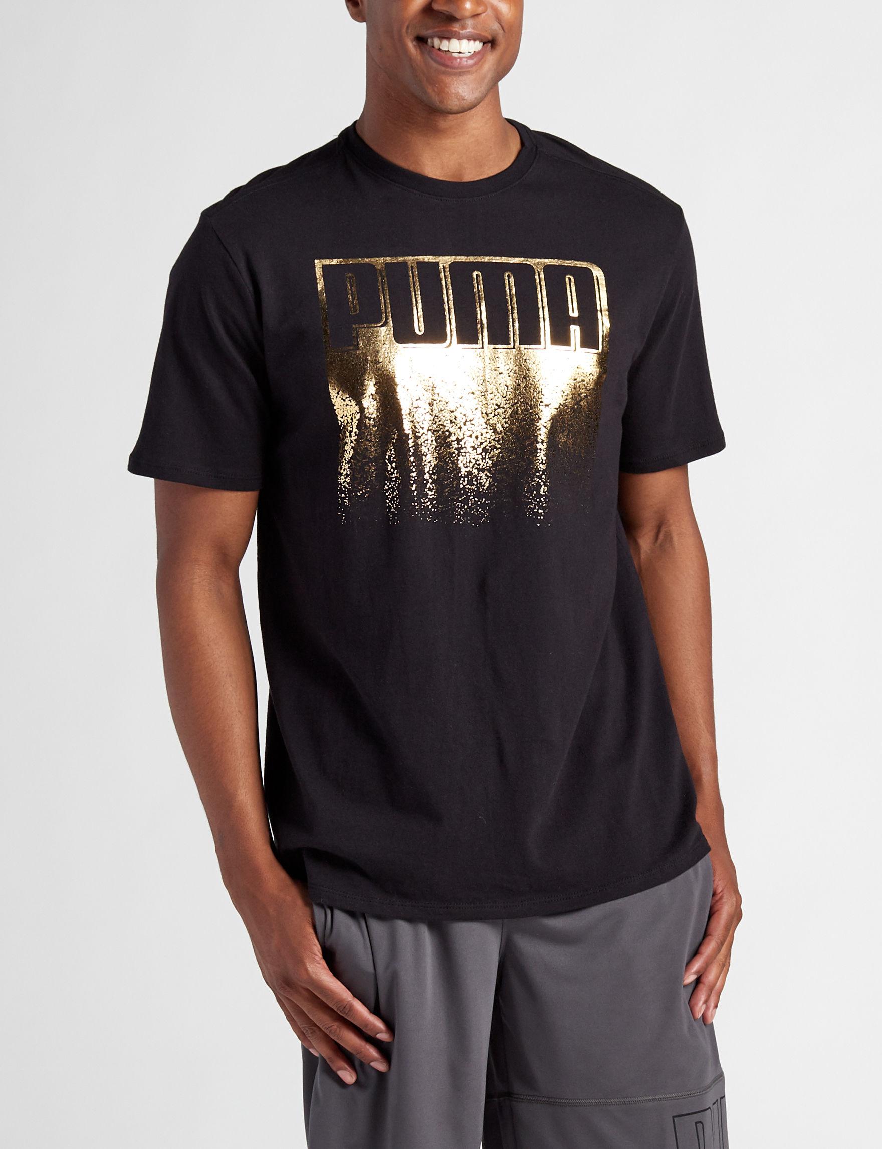 Puma Black / Gold