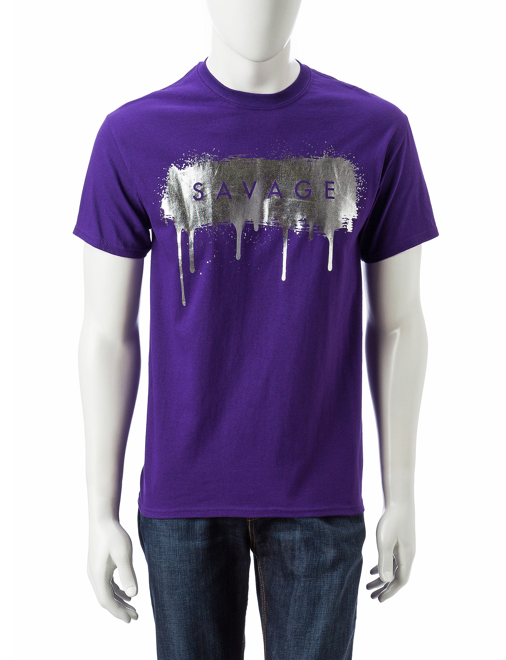 Popular Poison Purple Tees & Tanks