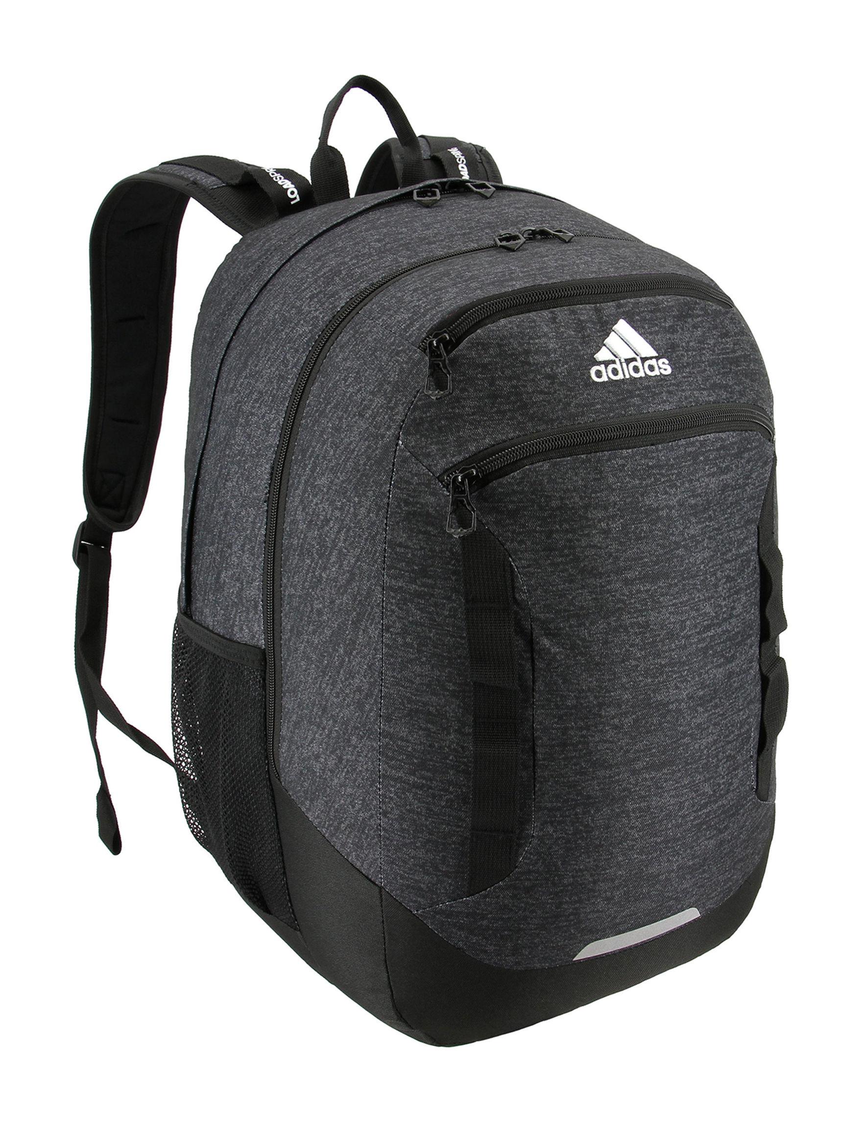 Adidas Black Bookbags & Backpacks