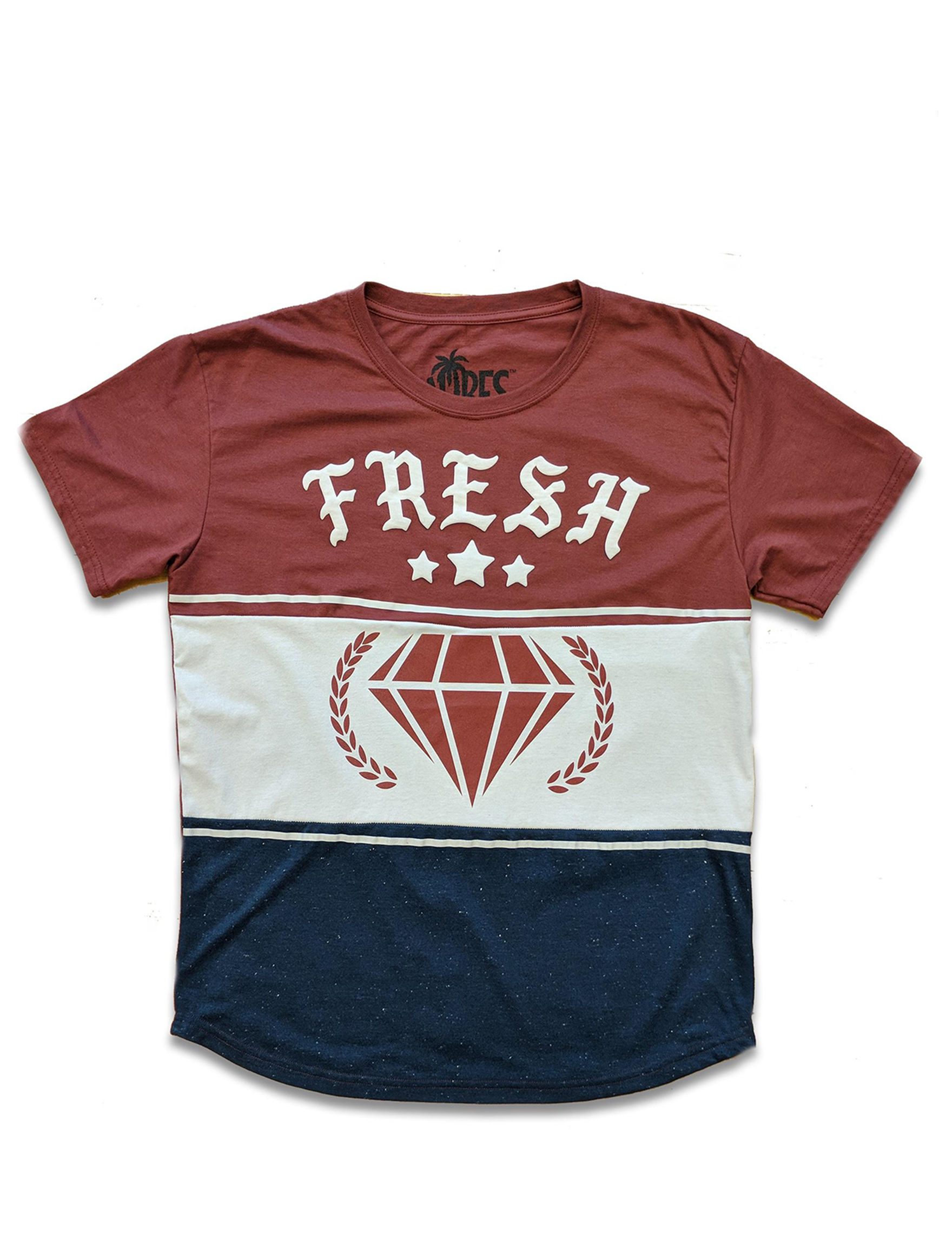 Vibes Red / White / Blue Tees & Tanks
