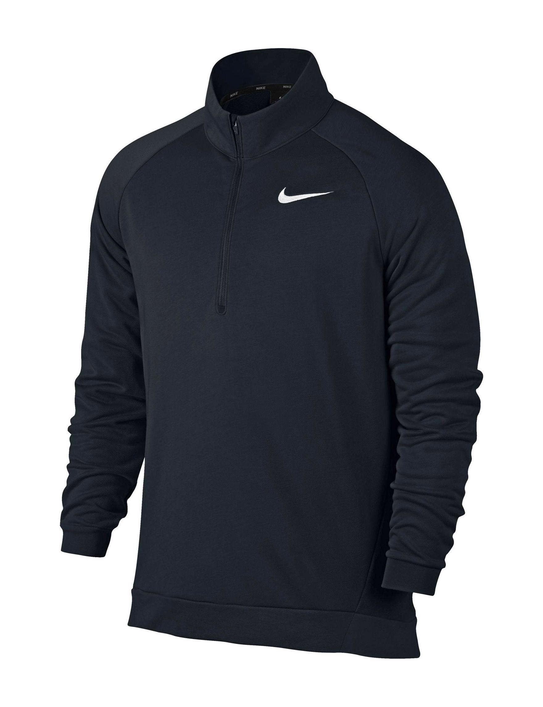 Nike Black Pull-overs