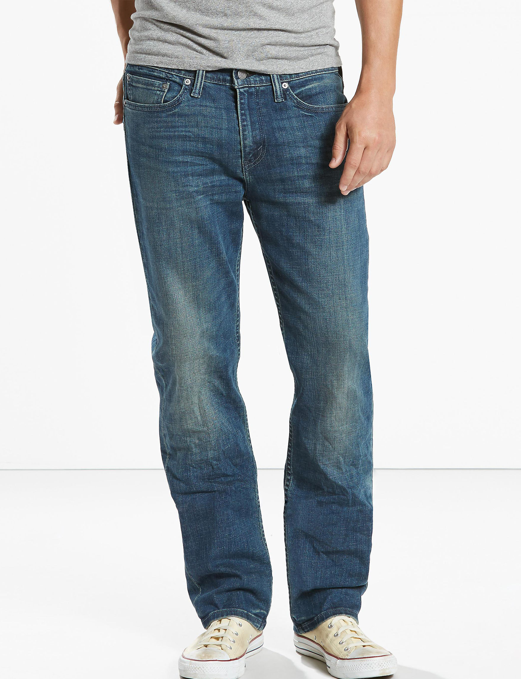 Levi's Medium Wash Straight