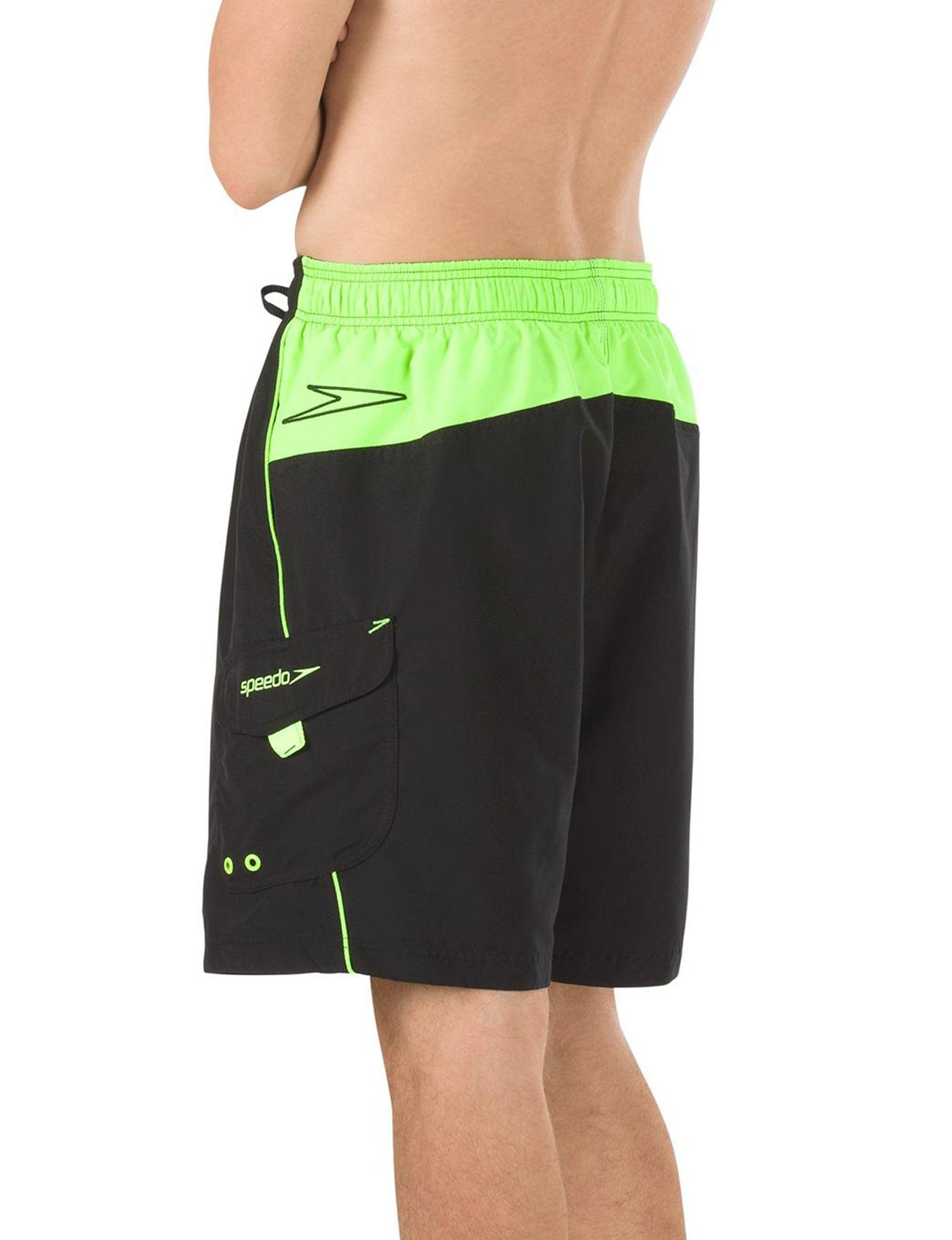 cb6e10ec38 Speedo Men's Marina Sport Volley Swim Shorts   Stage Stores