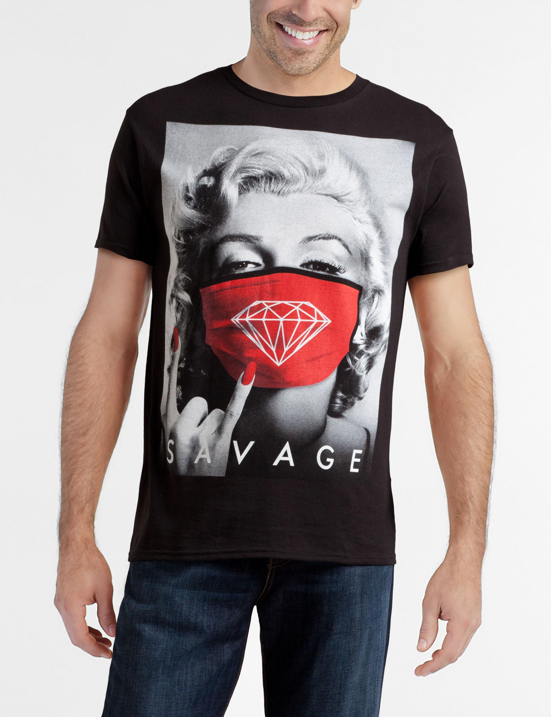 3efe250bf Marilyn Monroe Men's Savage T-shirt | Stage Stores