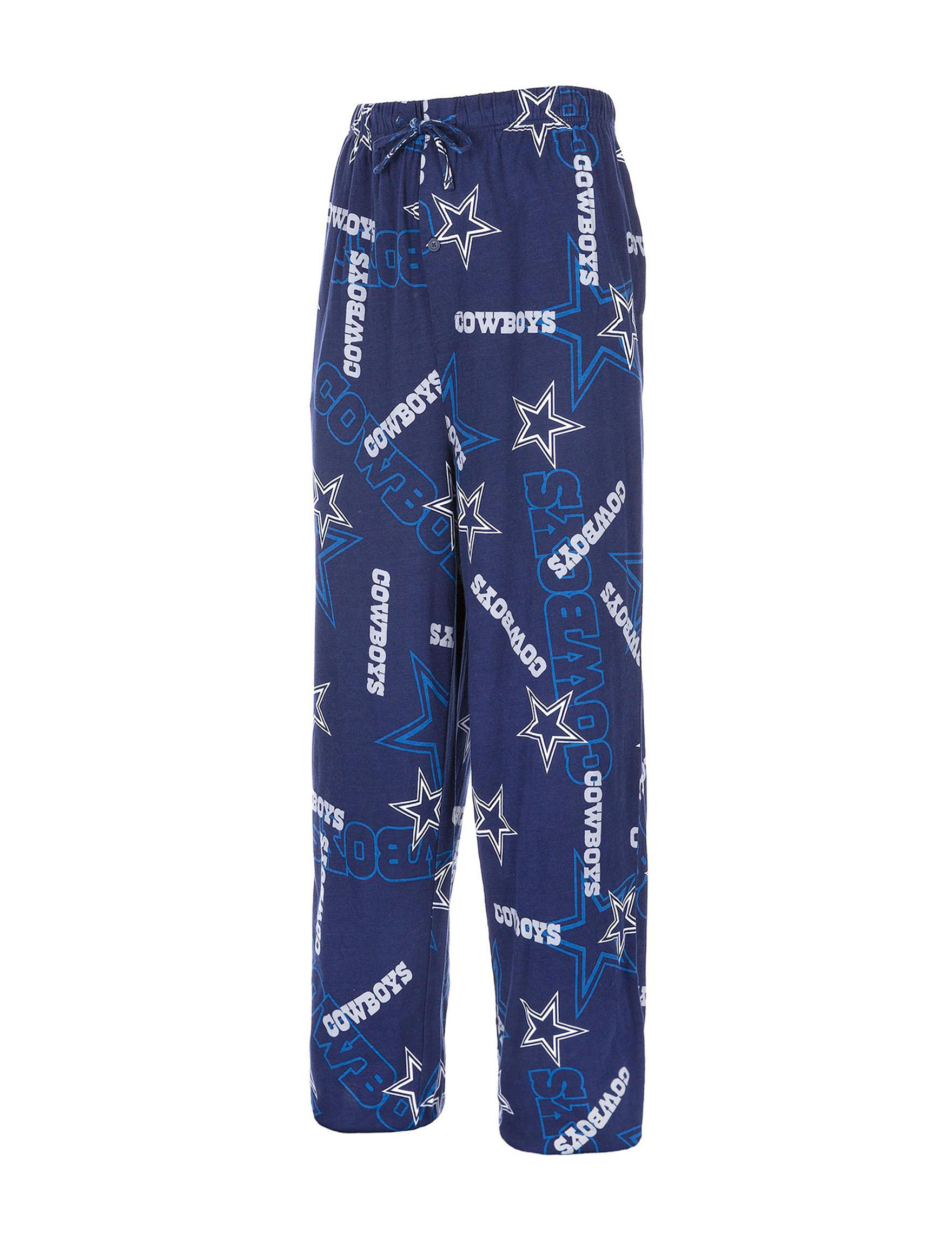 NFL Navy Pajama Bottoms
