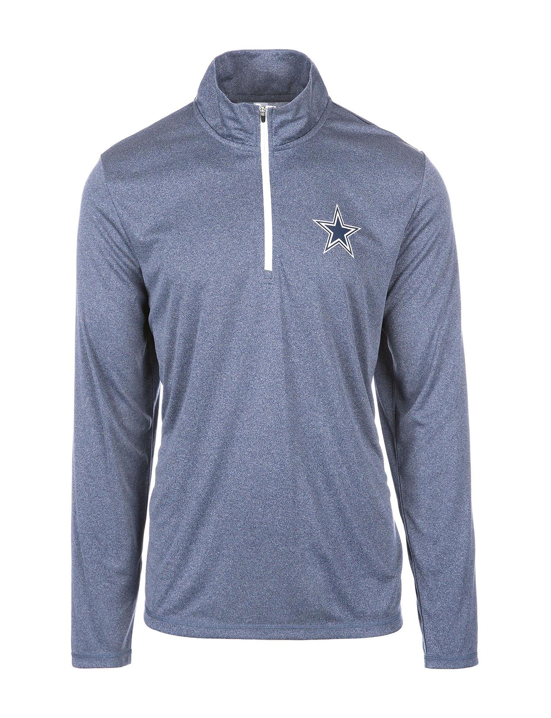 ad8f90eda3d2e Dallas Cowboys Arnie Fleece Pullover Shirt