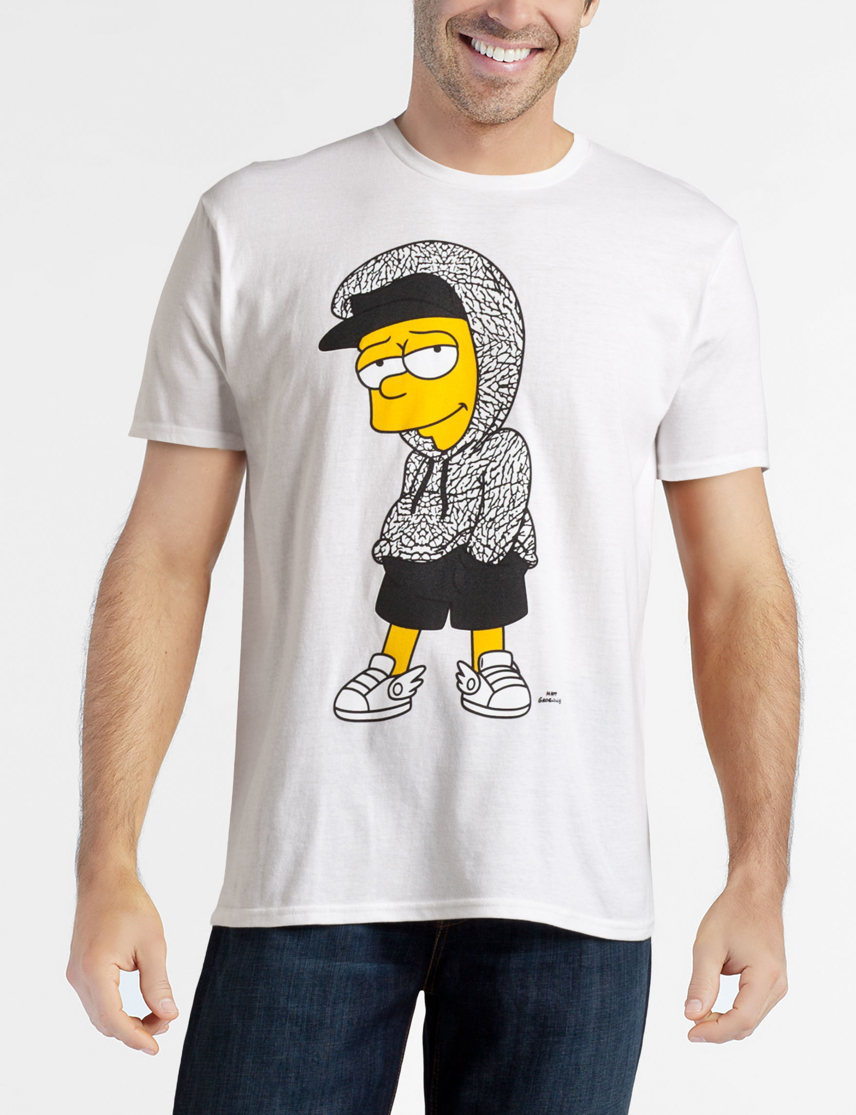 da690dc2a Bart Simpson Men's Savage T-shirt | Stage Stores