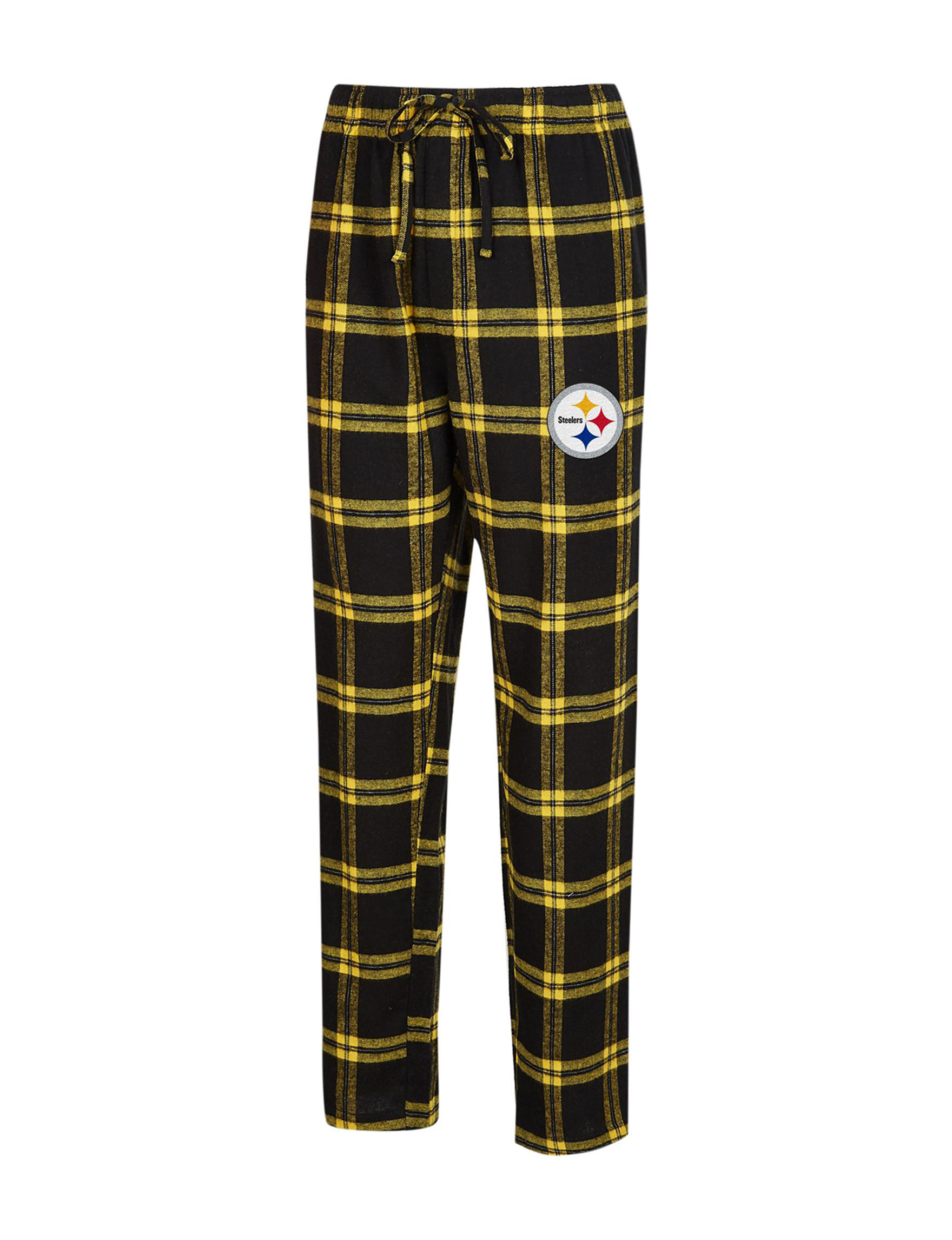 NFL Black / Gold Pajama Bottoms