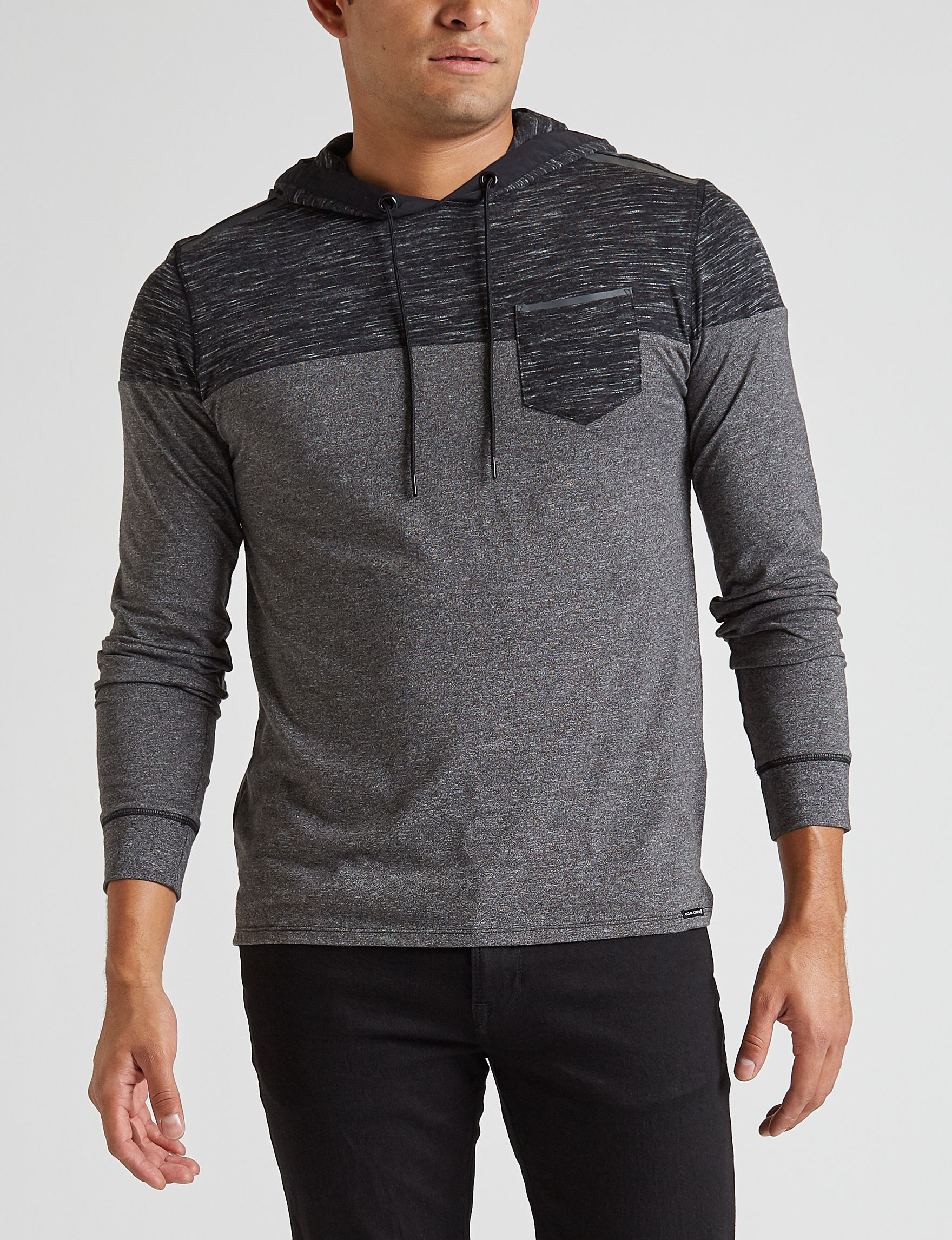 Ocean Current Black / Grey Pull-overs