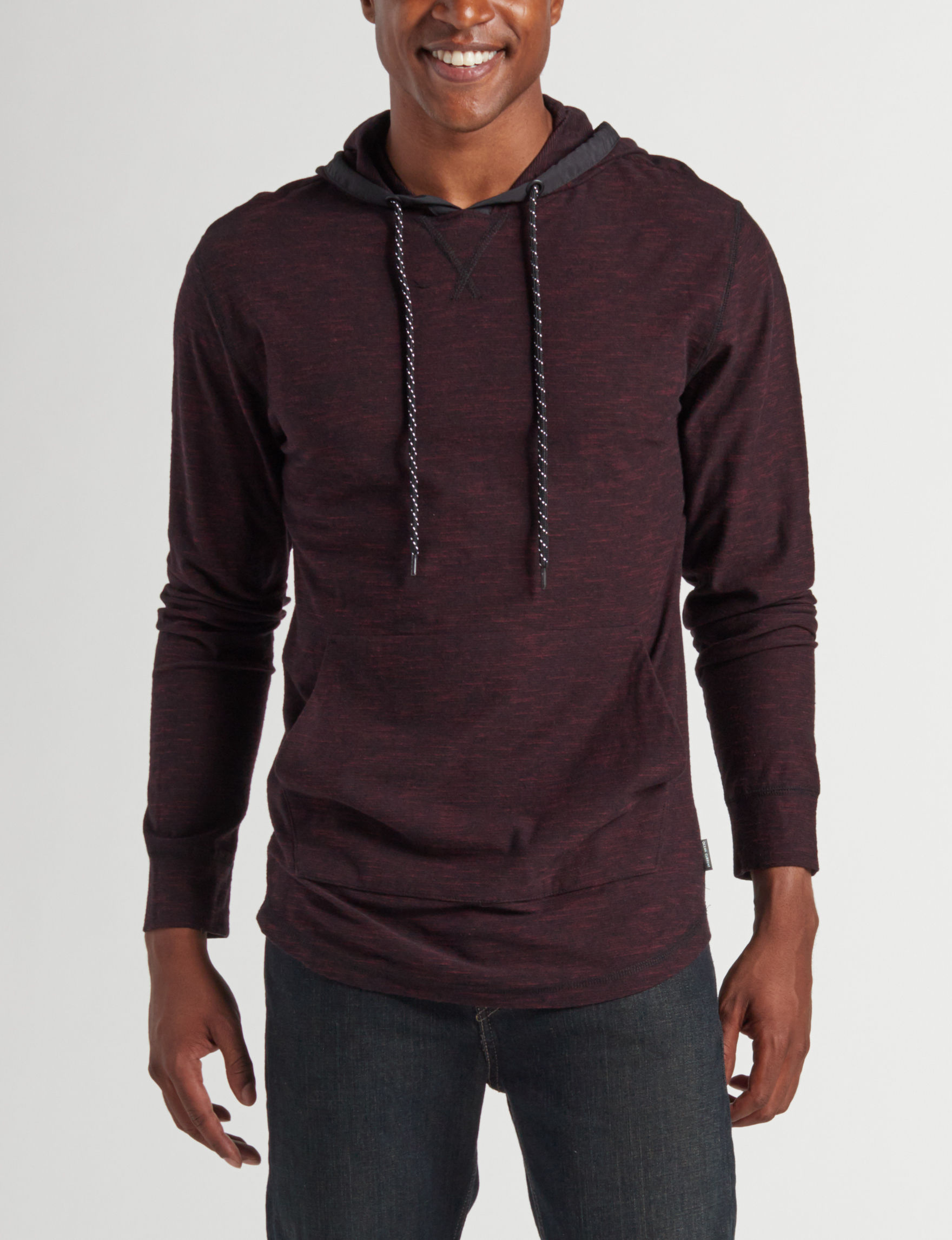 Ocean Current Burgundy Pull-overs