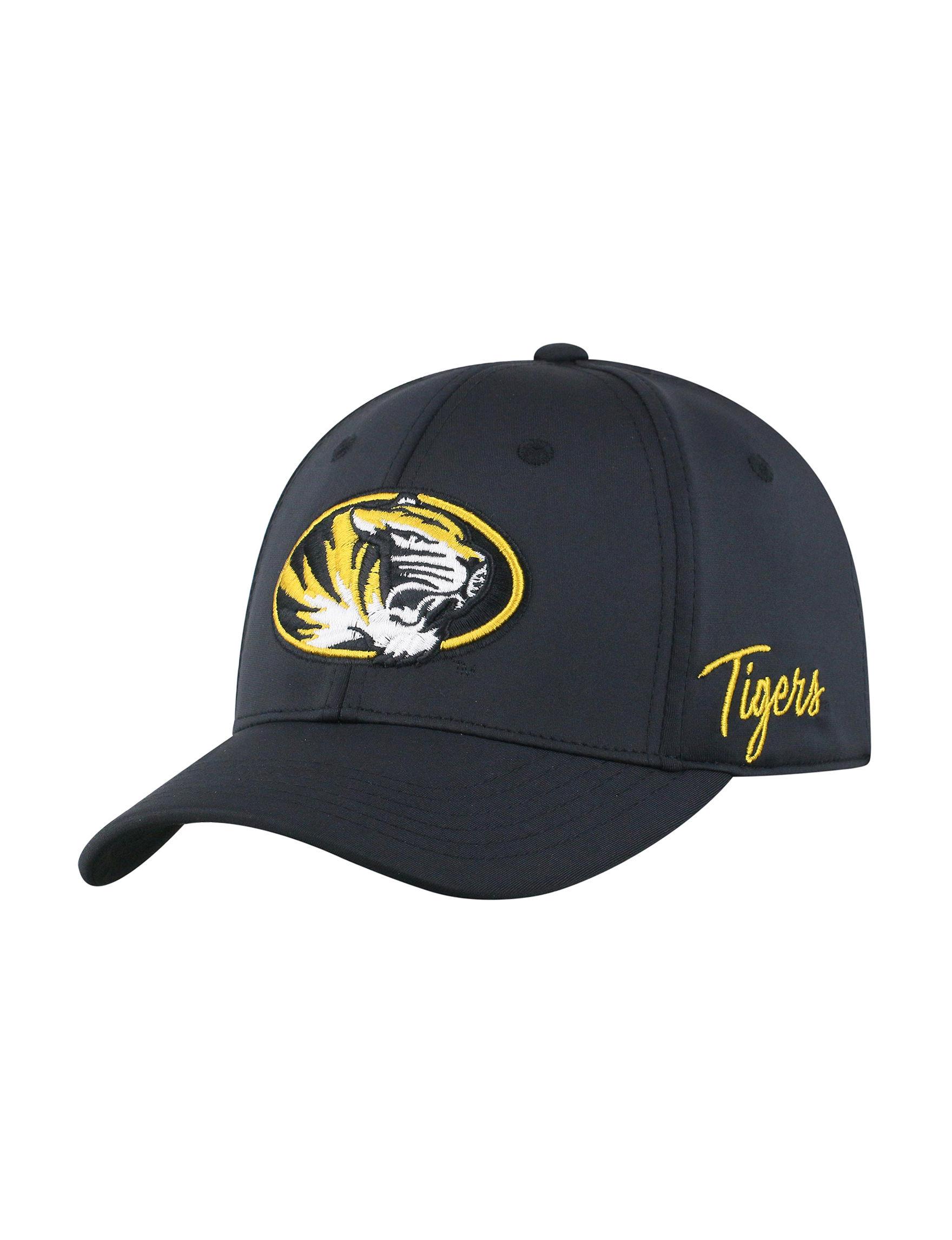 NCAA Black Hats & Headwear