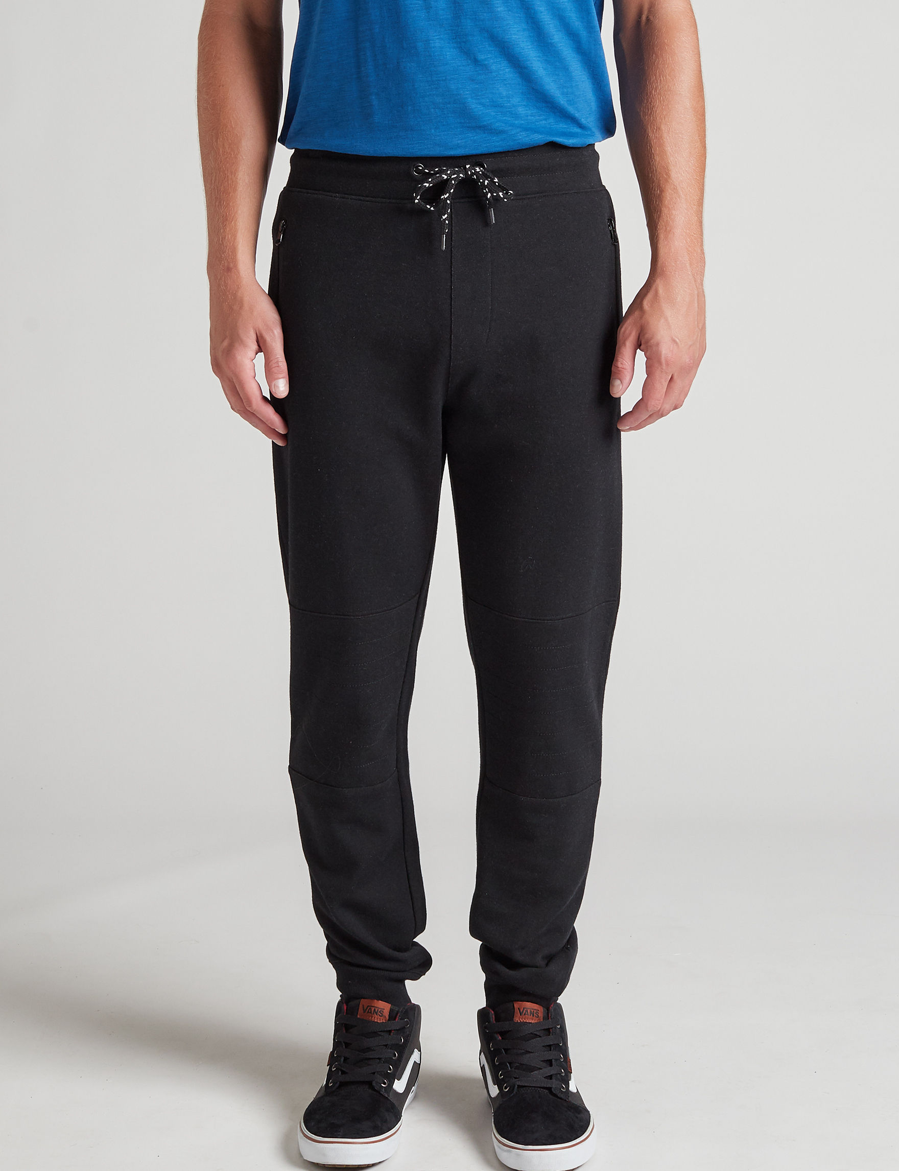 Rustic Blue Black Jogger