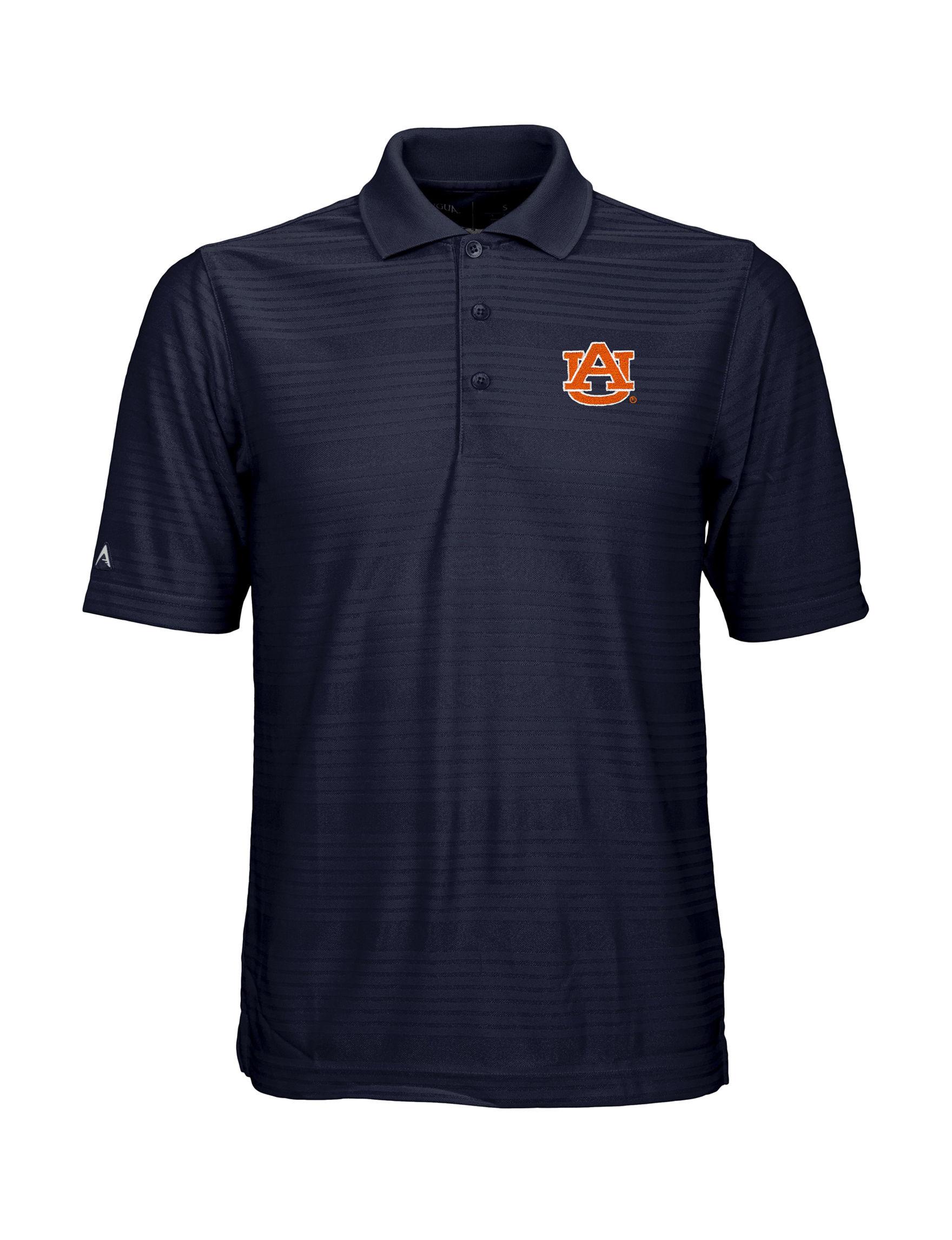 NCAA Navy Polos