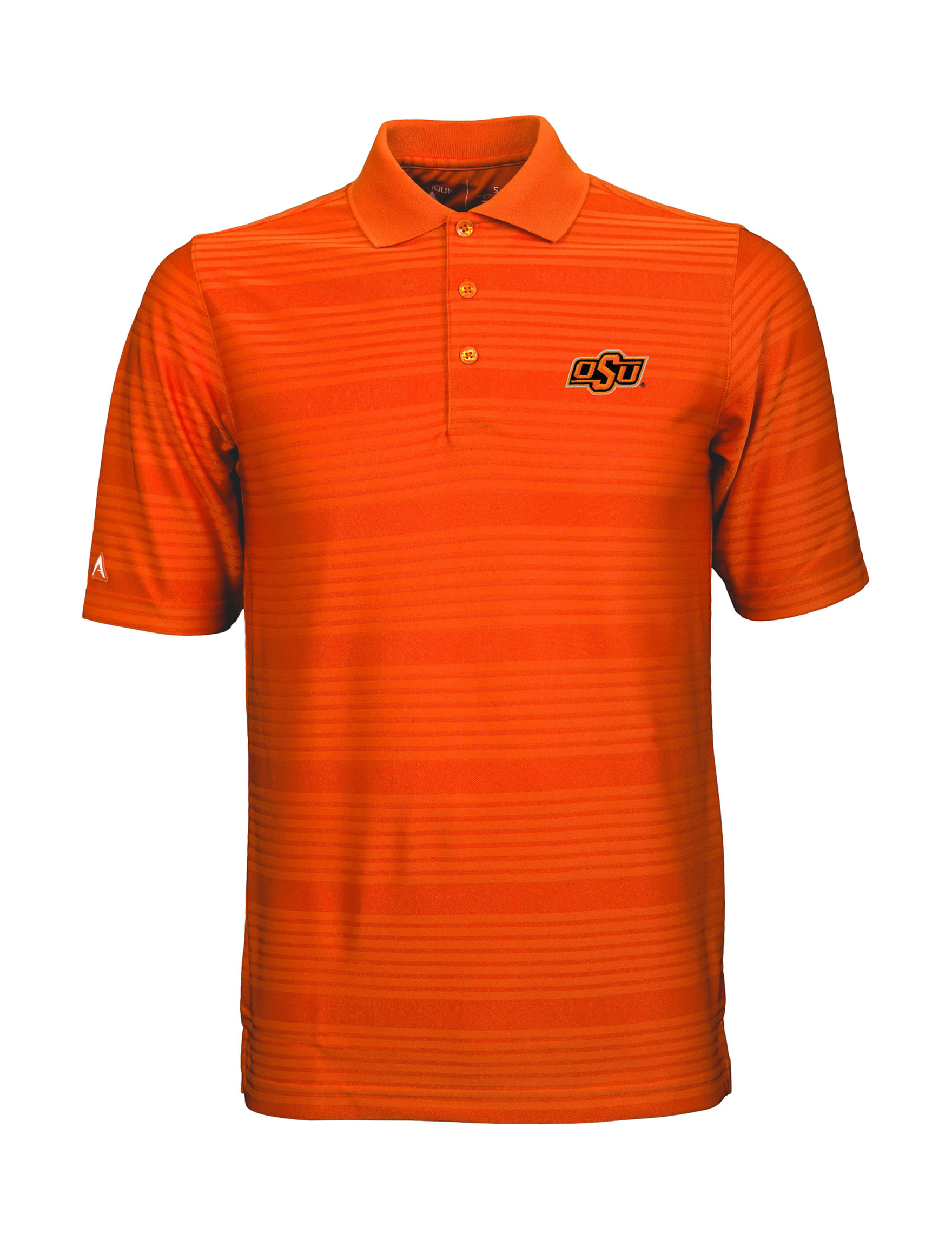 NCAA Bright Orange Polos