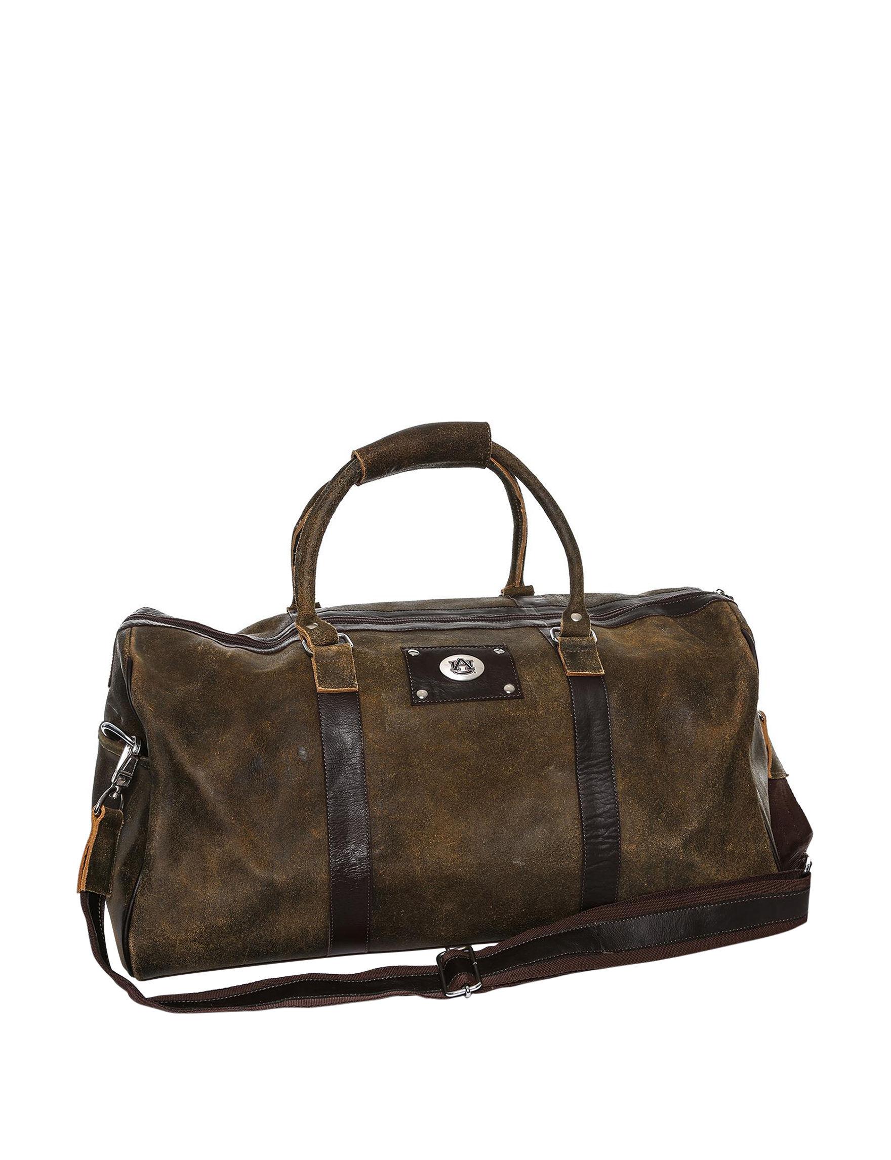 6aa6e4c758 Auburn University Tigers Premium Weekender Duffle Bag
