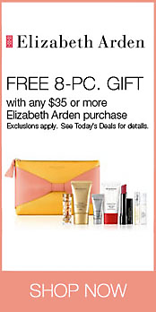 Elizabeth Arden Free 8-pc. Gift With Qualifying Purchase